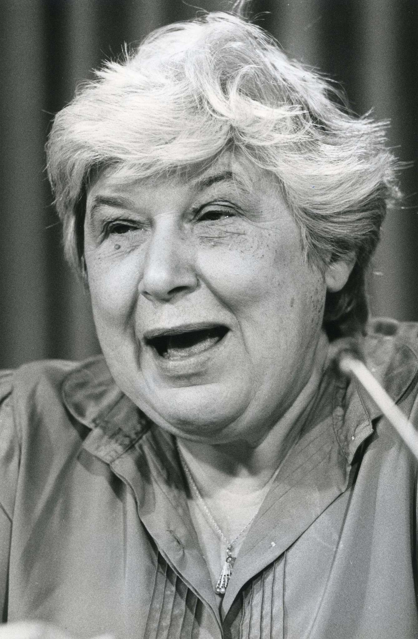 Evelyn Shapiro implemented Canada's first universal home-care program. (Ken Gigliotti / Free Press files)