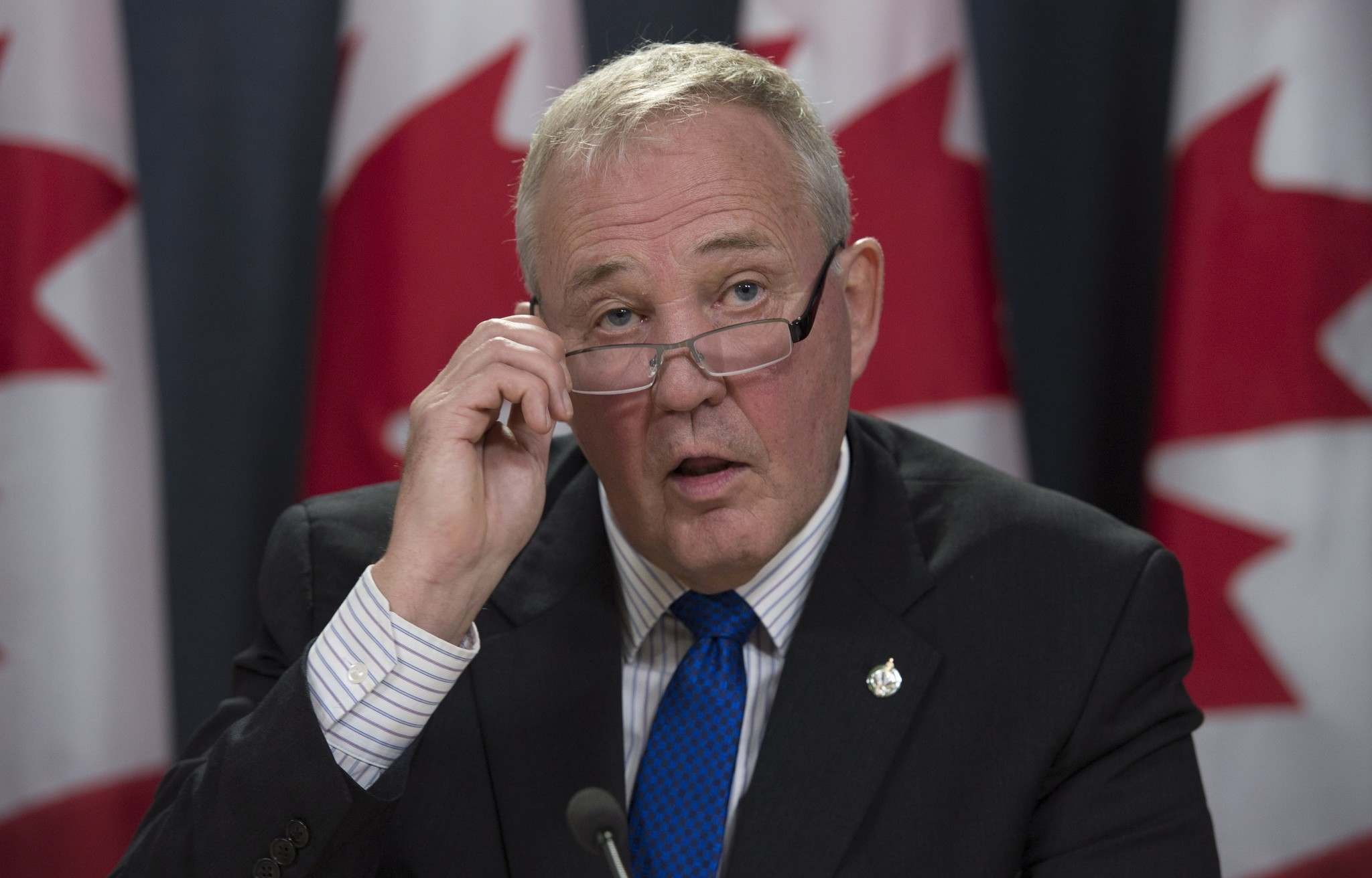 The new cannabis regime that's being established is designed to provide price competition with the illicit market, says Blair. (The Canadian Press/Adrian Wyld)</p>
