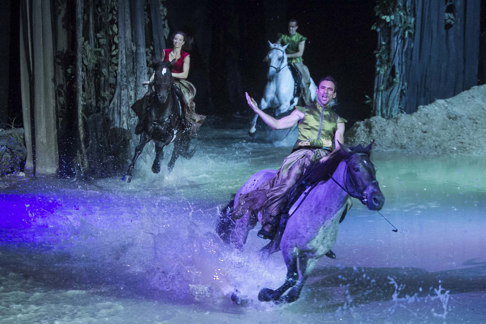 MIKE DEAL / WINNIPEG FREE PRESS</p><p>More than 100,000 tickets were sold for Cavalia Odysseo when it hit Winnipeg in 2015, and sales for next May&rsquo;s return visit have convinced the show to extend its run until June 10.</p>