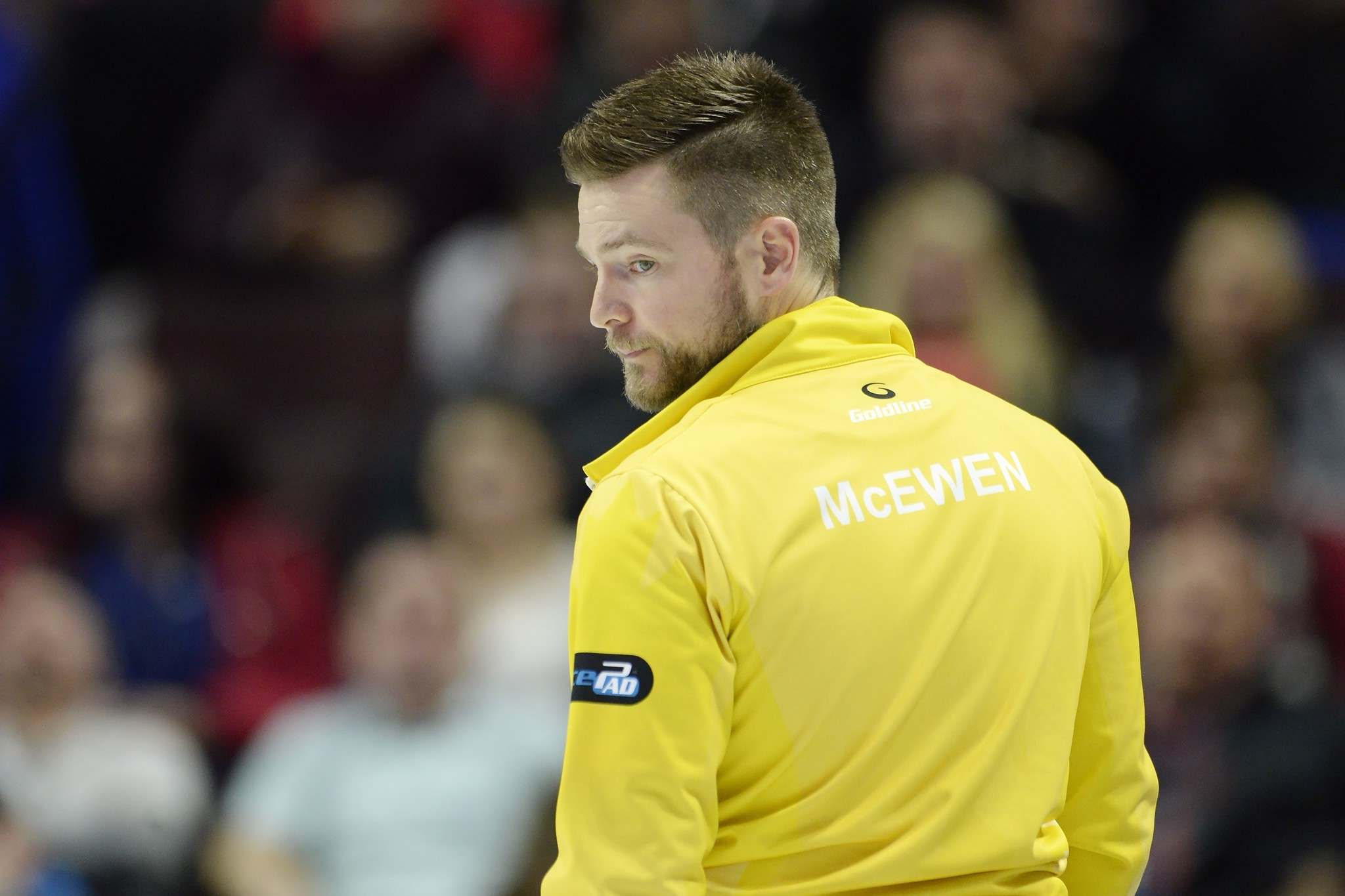 Paul Wiecek&#39;s worst-read column was a meditation on curler Mike McEwen. (Adrian Wyld / The Canadian Press files)</p>