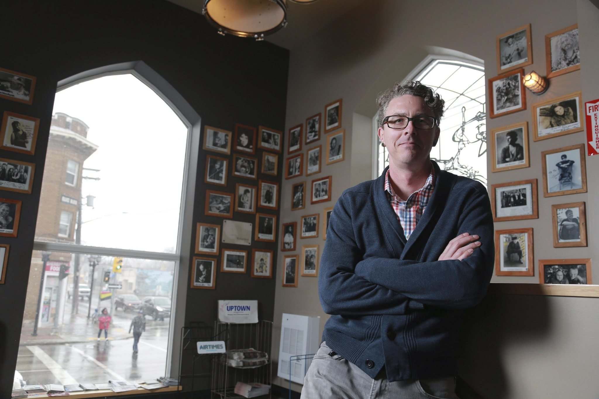 COLIN CORNEAU / WINNIPEG FREE PRESS FILES</p><p>Artistic director Jason Hooper is taking on the expanded role of executive director. </p>