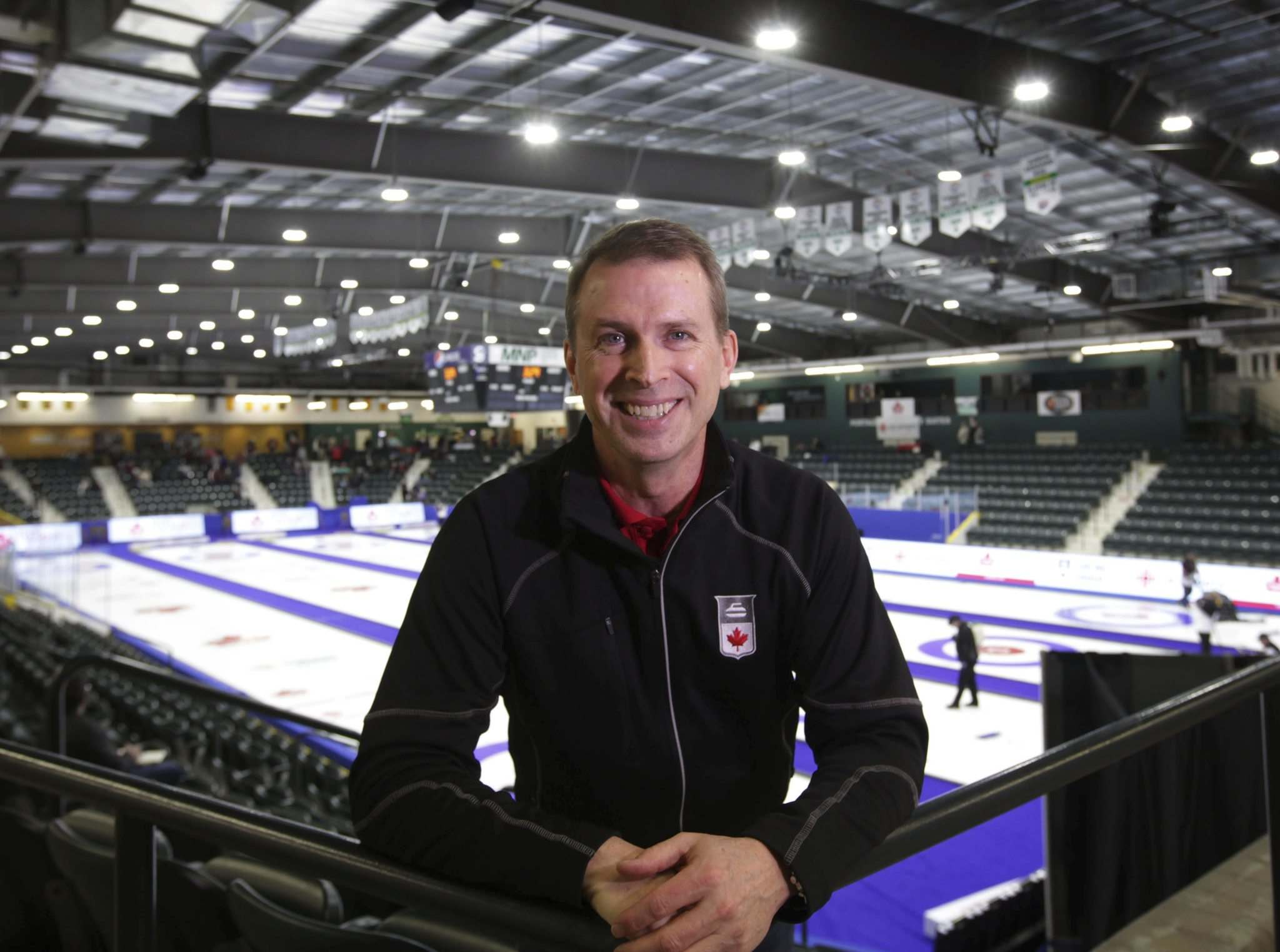 RUTH BONNEVILLE / WINNIPEG FREE PRESS files</p><p>Jeff Stoughton is working with Olympic curlers John Morris and Kaitlyn Lawes.</p></p>