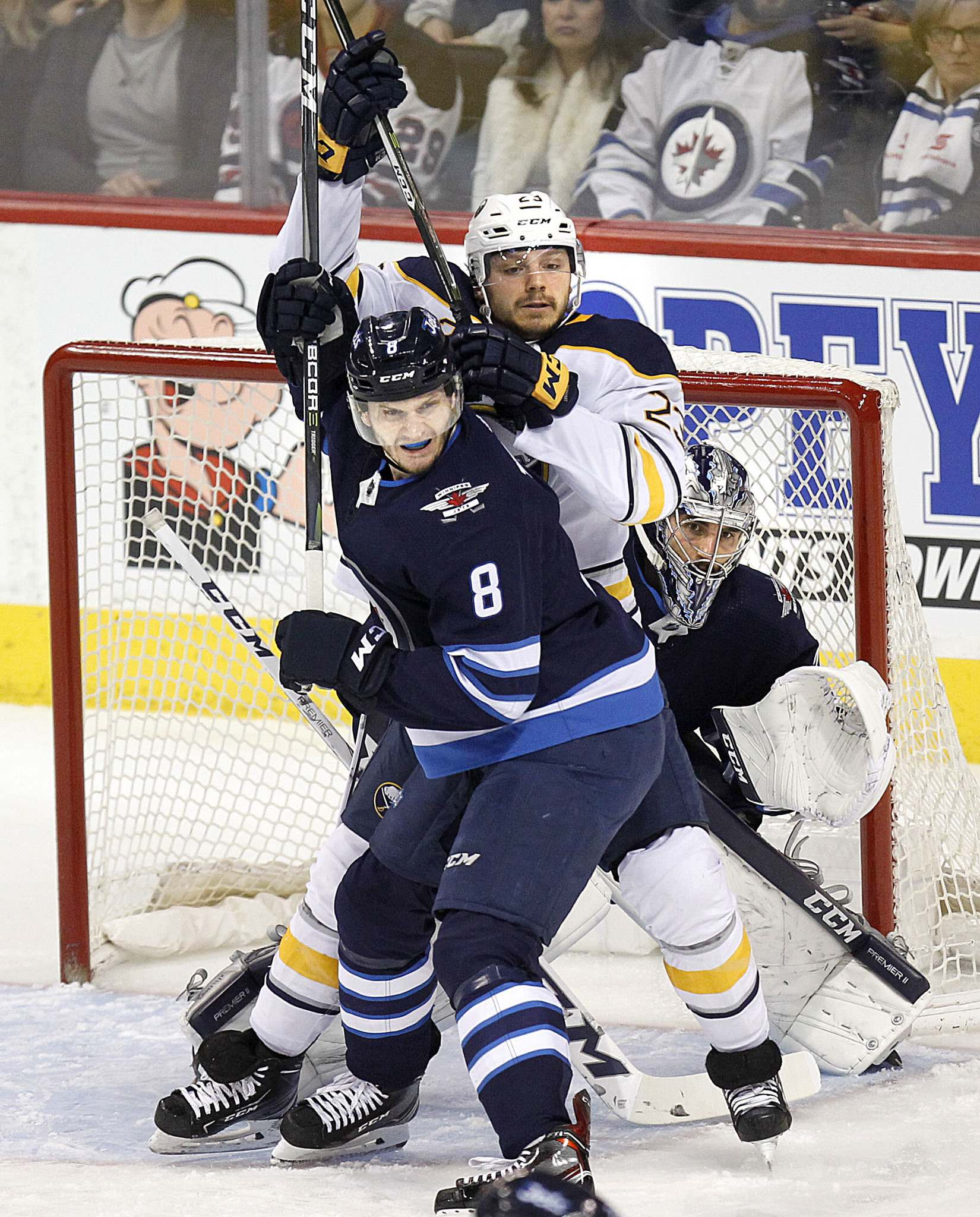Buffalo Sabres vs. Winnipeg Jets: NHL Odds, Prediction