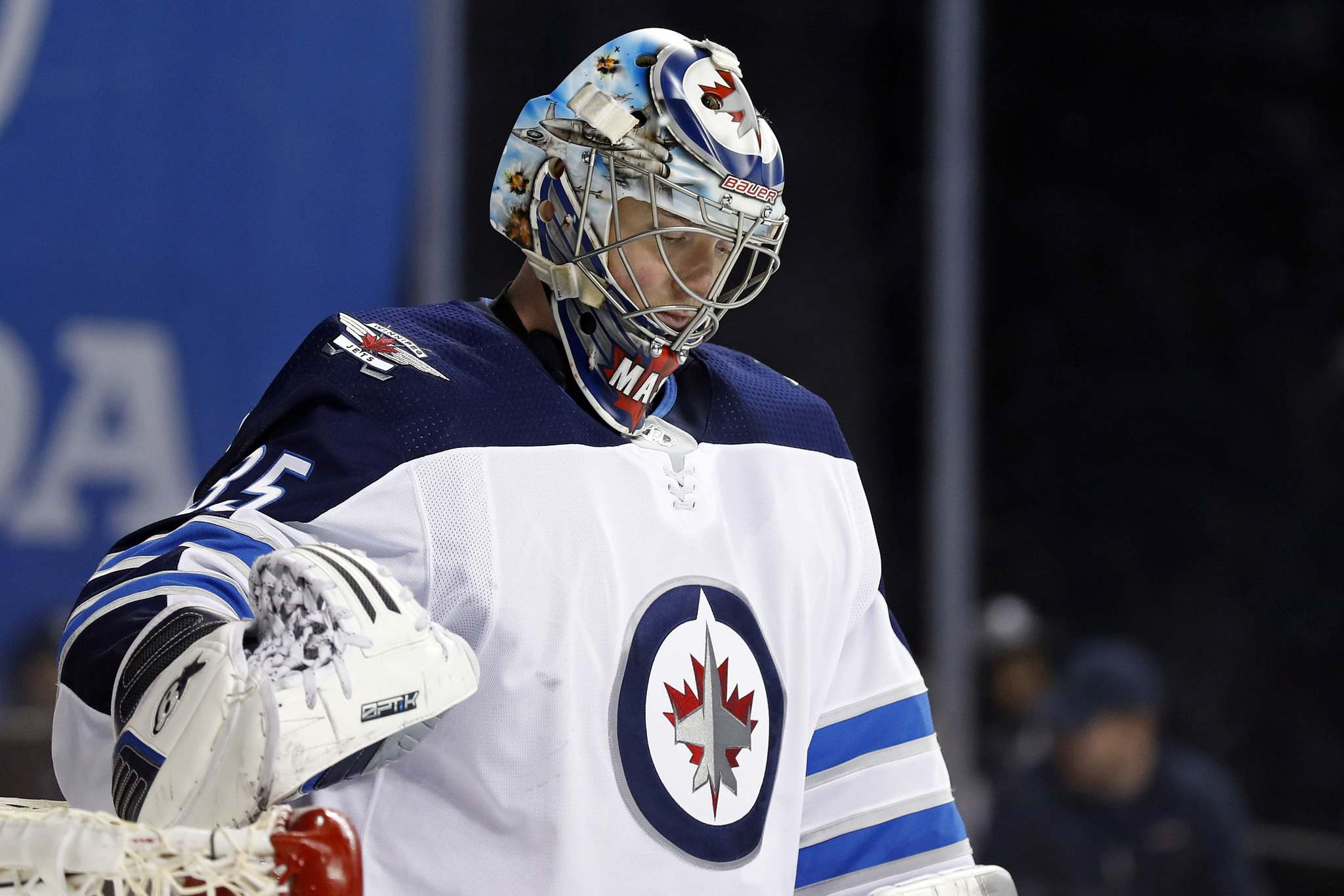 Jets coach has the ideal answer to Sharks players hating on Winnipeg