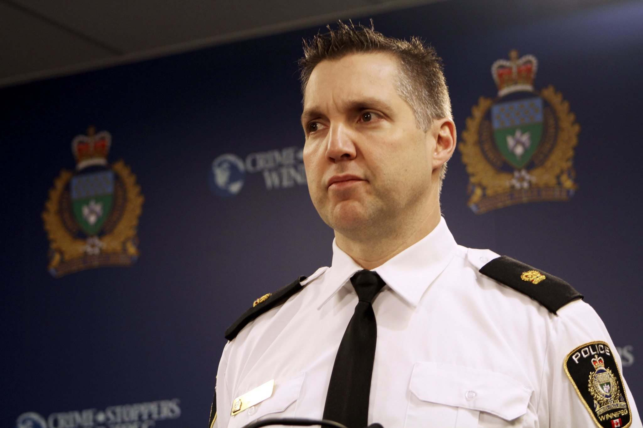 <p>Insp. John Lutz oversees the tactical team and says &#8216;they&rsquo;re police officers first, and they&rsquo;re on the street a lot when they&rsquo;re not training.&rsquo;</p>