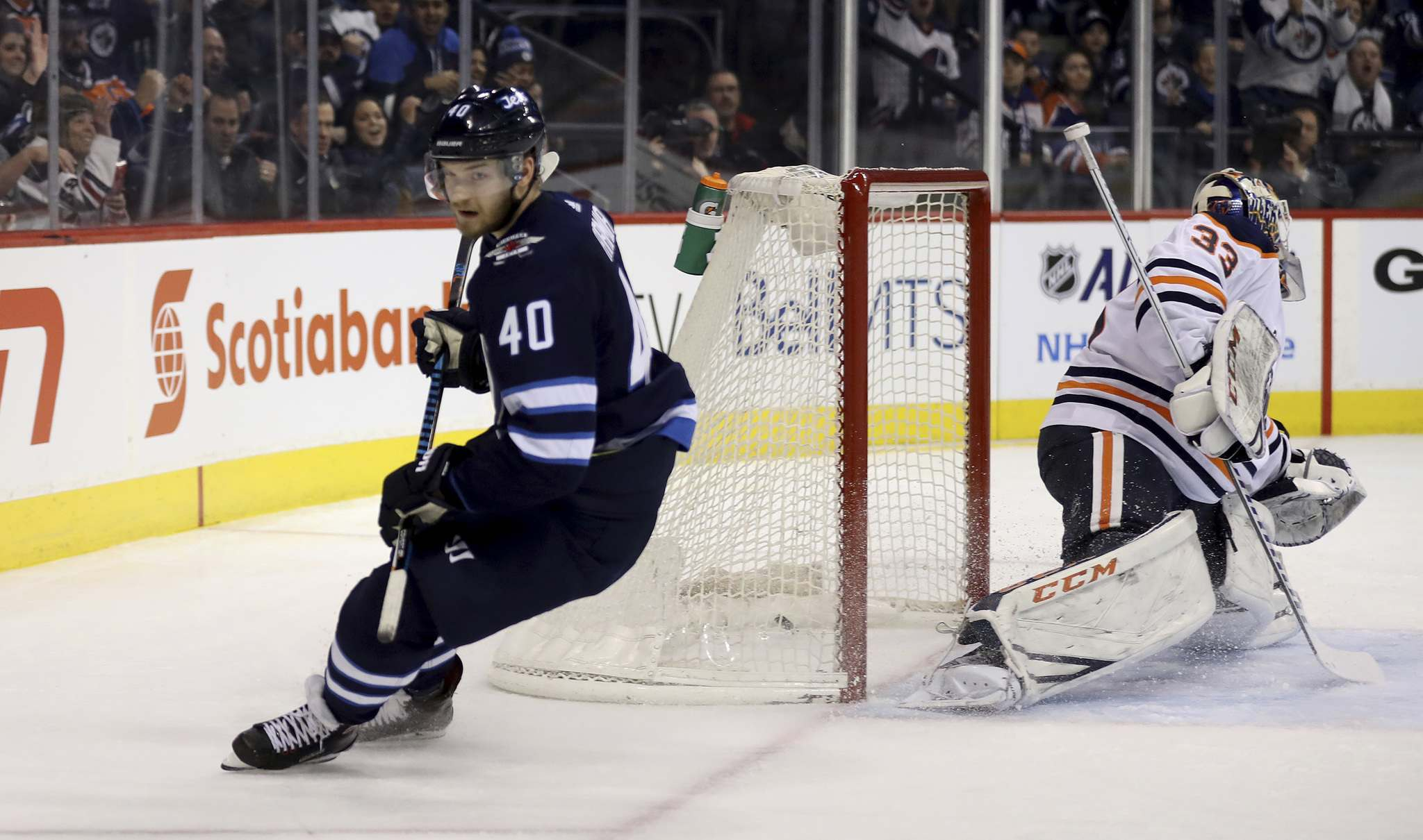 Jets Expected To Be Part Of Nhl S Showcase Games In Finland Next