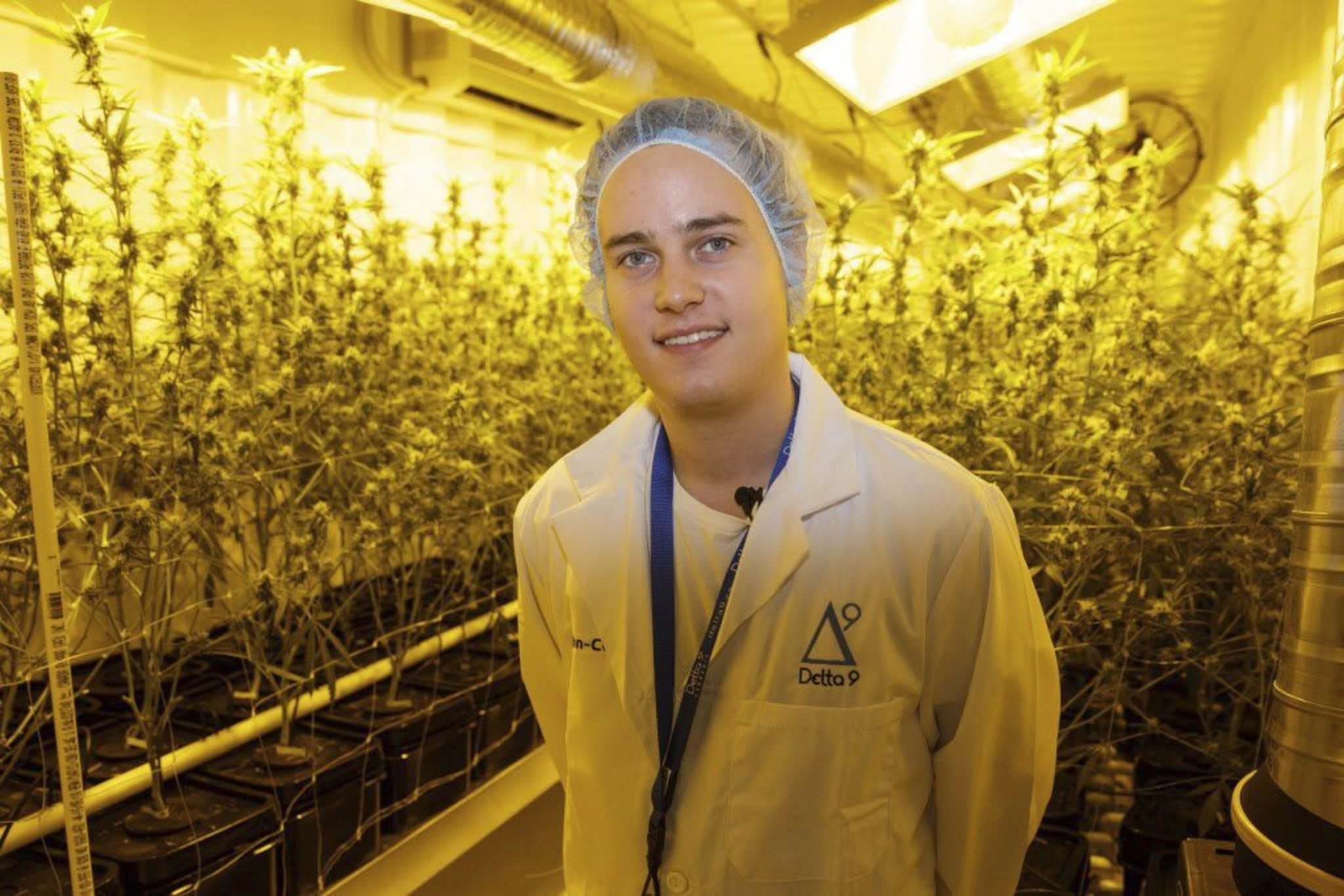 MIKE DEAL / WINNIPEG FREE PRESS files</p><p>John Arbuthnot, CEO of Delta 9 Cannabis</p></p>