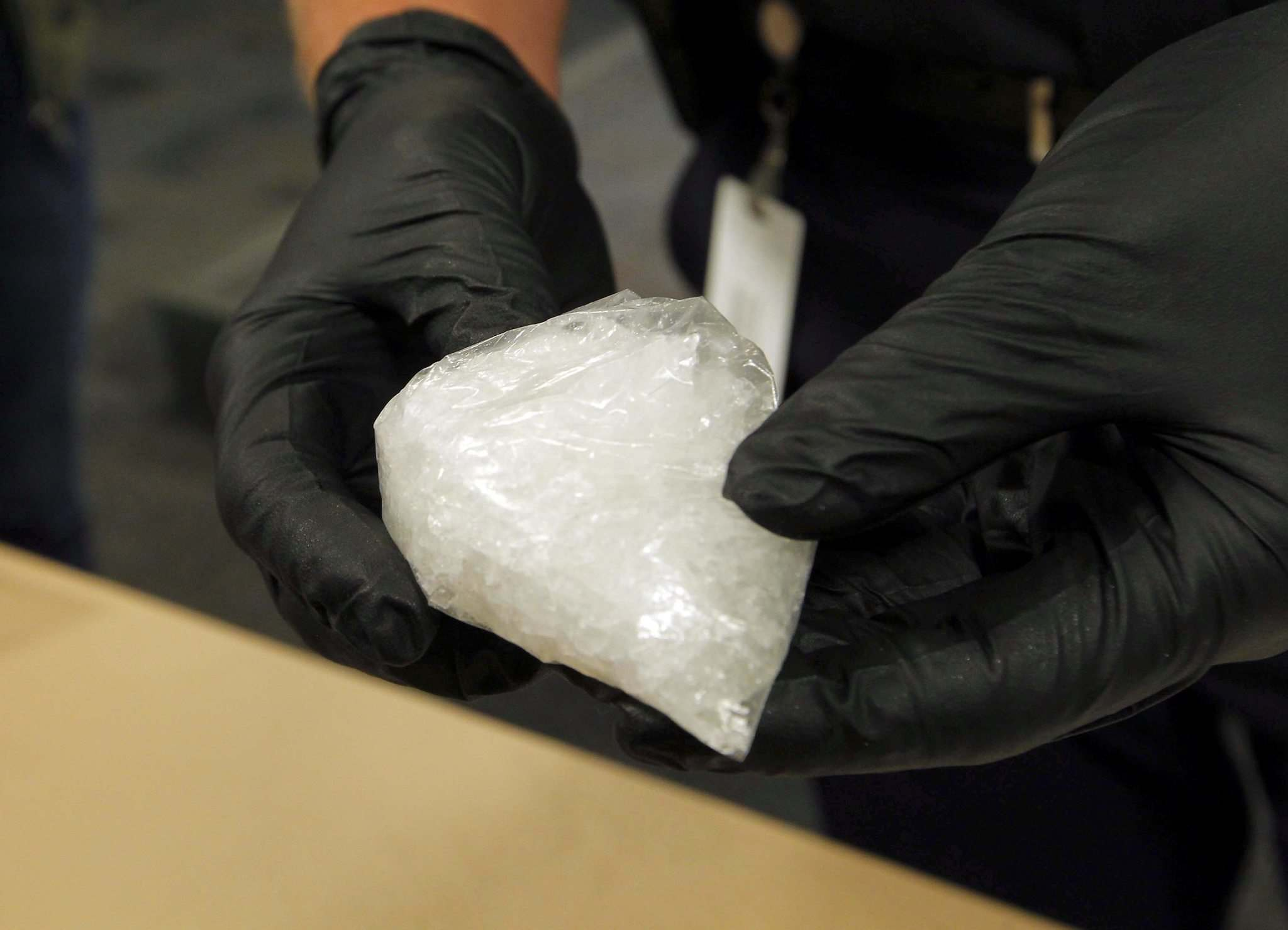 BORIS MINKEVICH / WINNIPEG FREE PRESS FILES</p><p>The falling price of methamphetamine has played a role in it becoming Winnipeg&rsquo;s &#8216;drug of choice.&rsquo;</p>