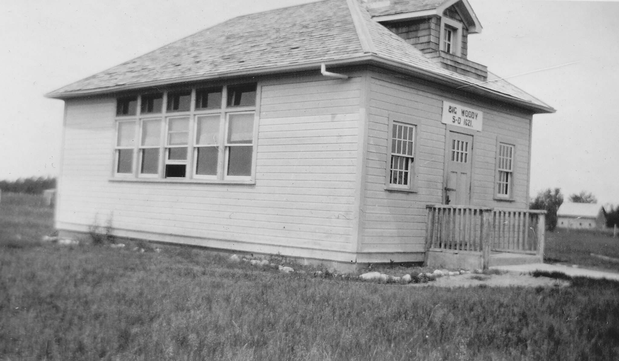 J. S. Peach / Archives of Manitoba</p><p>Billy Beal was a founder of the Big Woody School District and sat on its board for nearly 40 years.</p>