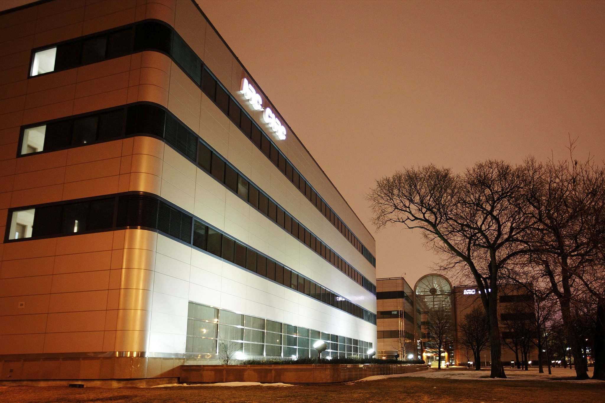 John Woods / Winnipeg Free Press Files</p><p>The former National Research Council building on Ellice Avenue was long considered underutilized before its closure was announced in 2012. The property is currently up for sale.</p>