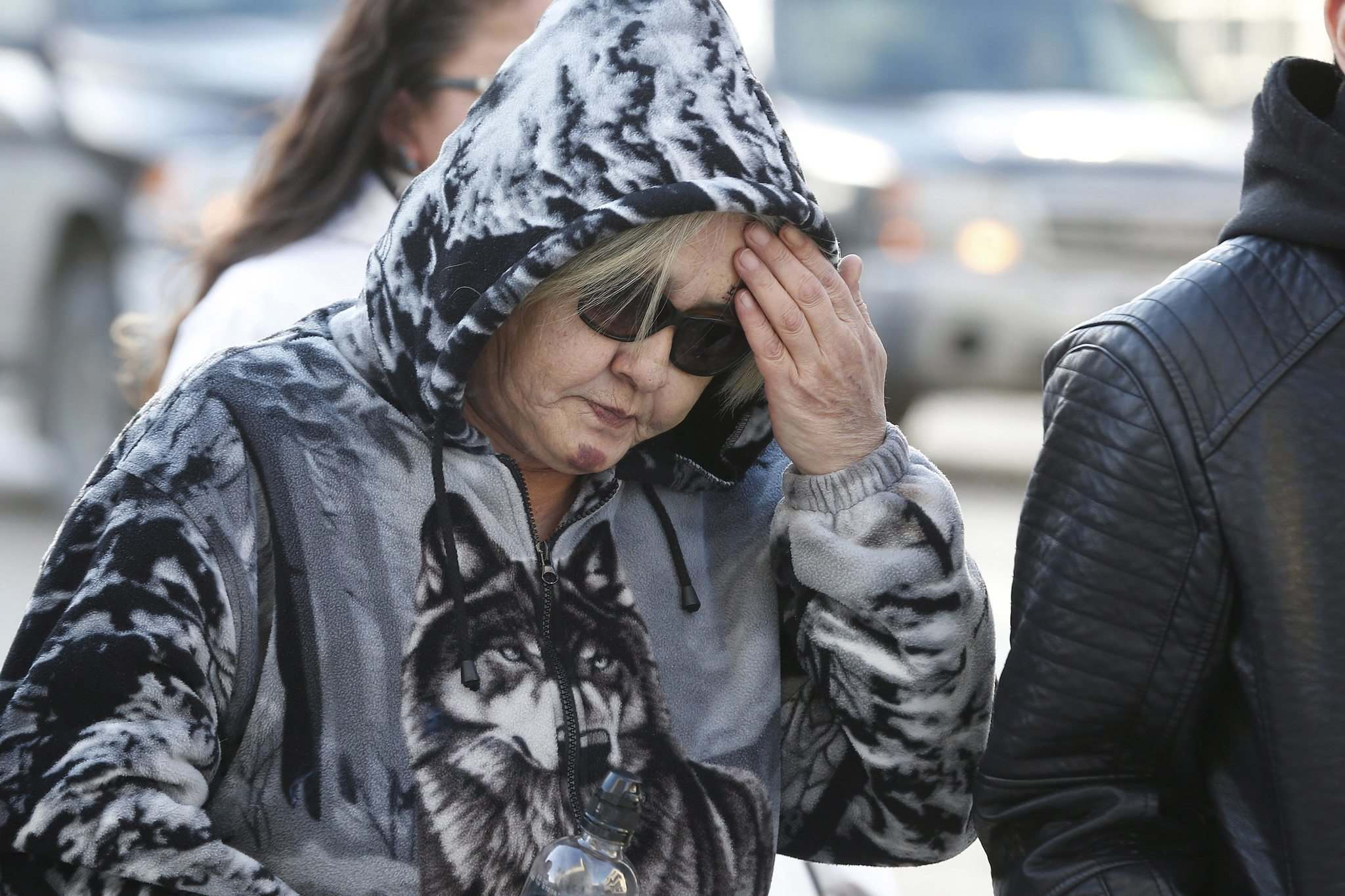 <p>Thelma Favel, Tina Fontaine&rsquo;s great-aunt and the woman who raised her, says she will continue to work toward change despite the acquittal of the man accused of killing the 15-year-old.</p>