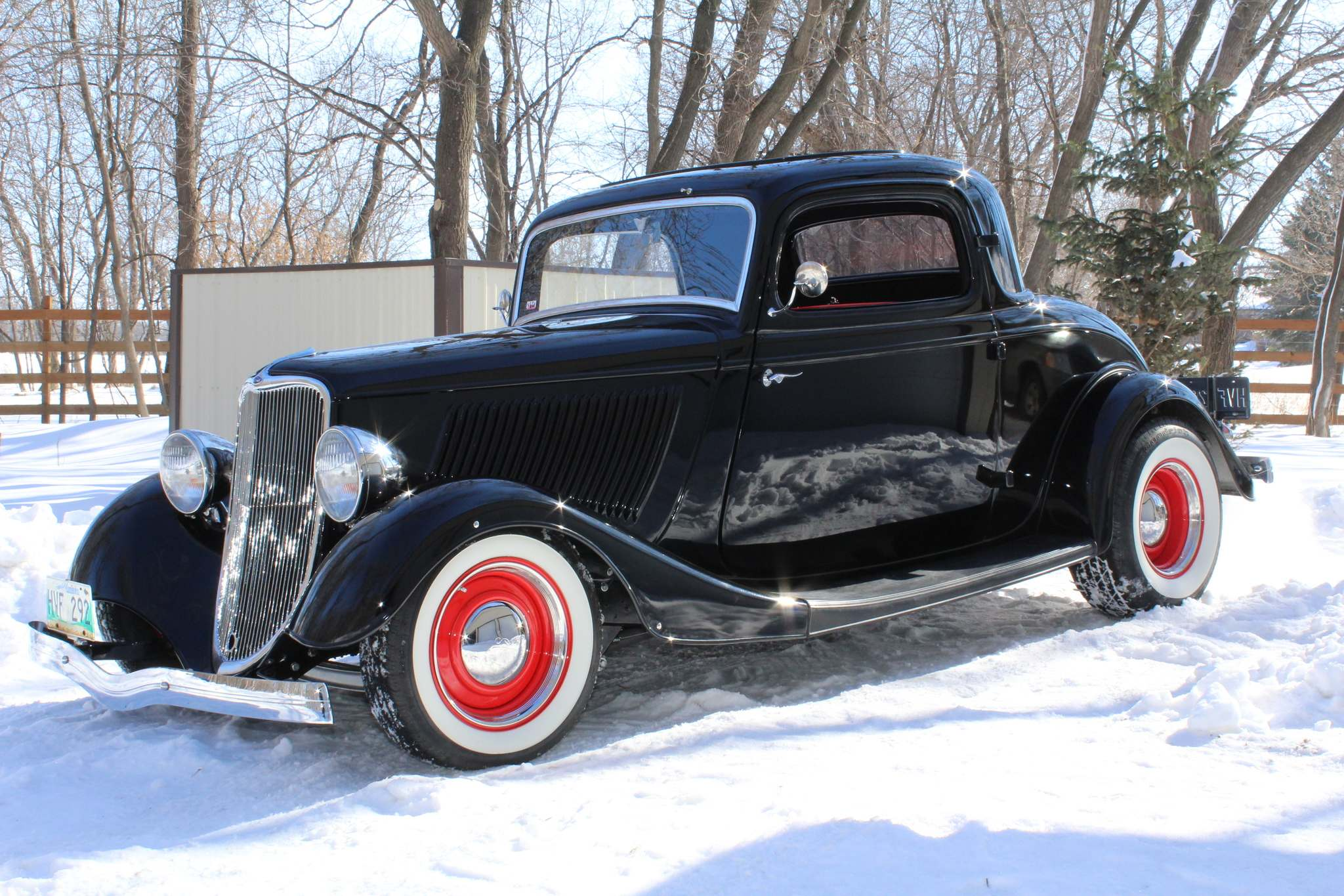 Automotive News :: 1933 Ford was one of Henry's finest