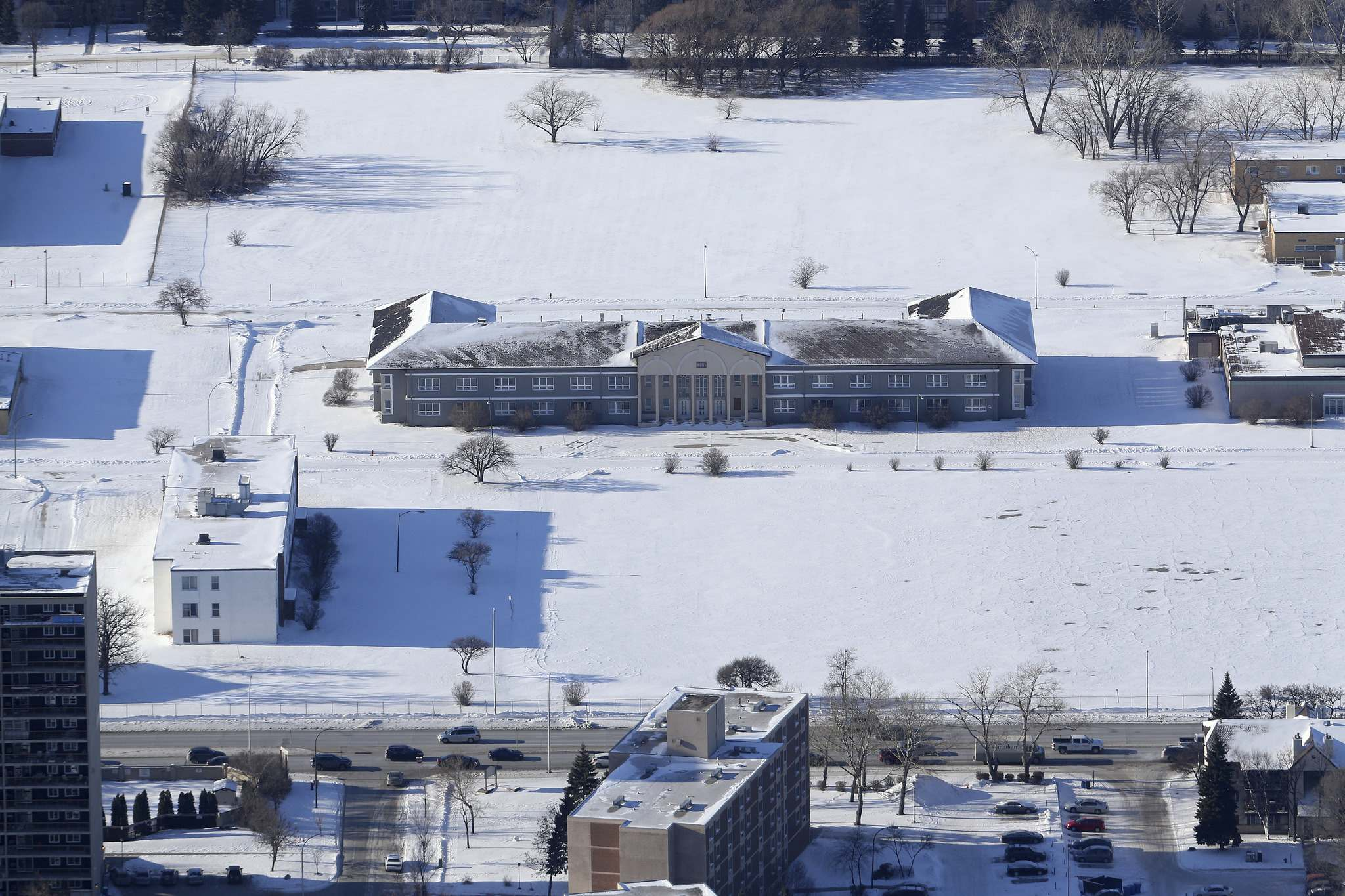 TREVOR HAGAN / WINNIPEG FREE PRESS FILES</p><p>'The next milestone' for Kapyong Barracks will be revealed Wednesday when Defence Minister Harjit Sajjan visits Winnipeg, the minister has said.</p>