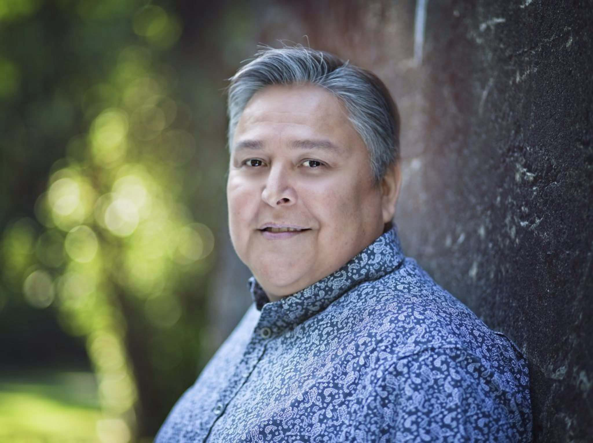 Supplied photo</p><p>Bob Joseph illustrates ways the Indian Act has affected generations of Indigenous people.</p>