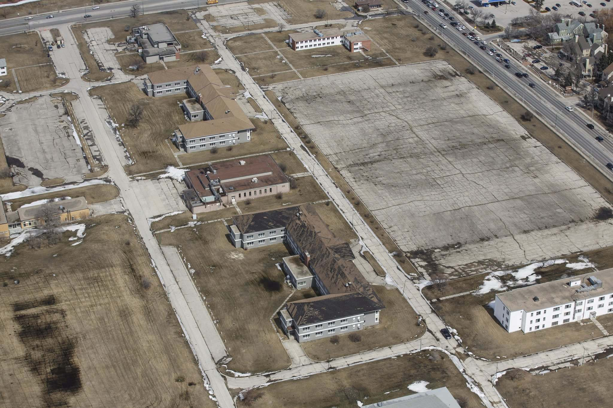 MIKE DEAL / WINNIPEG FREE PRESS files</p><p>Redevelopment of the former Kapyong Barracks as Winnipeg's first large-scale urban reserve presents a unique opportunity for a creative prototype neighbourhood.</p>