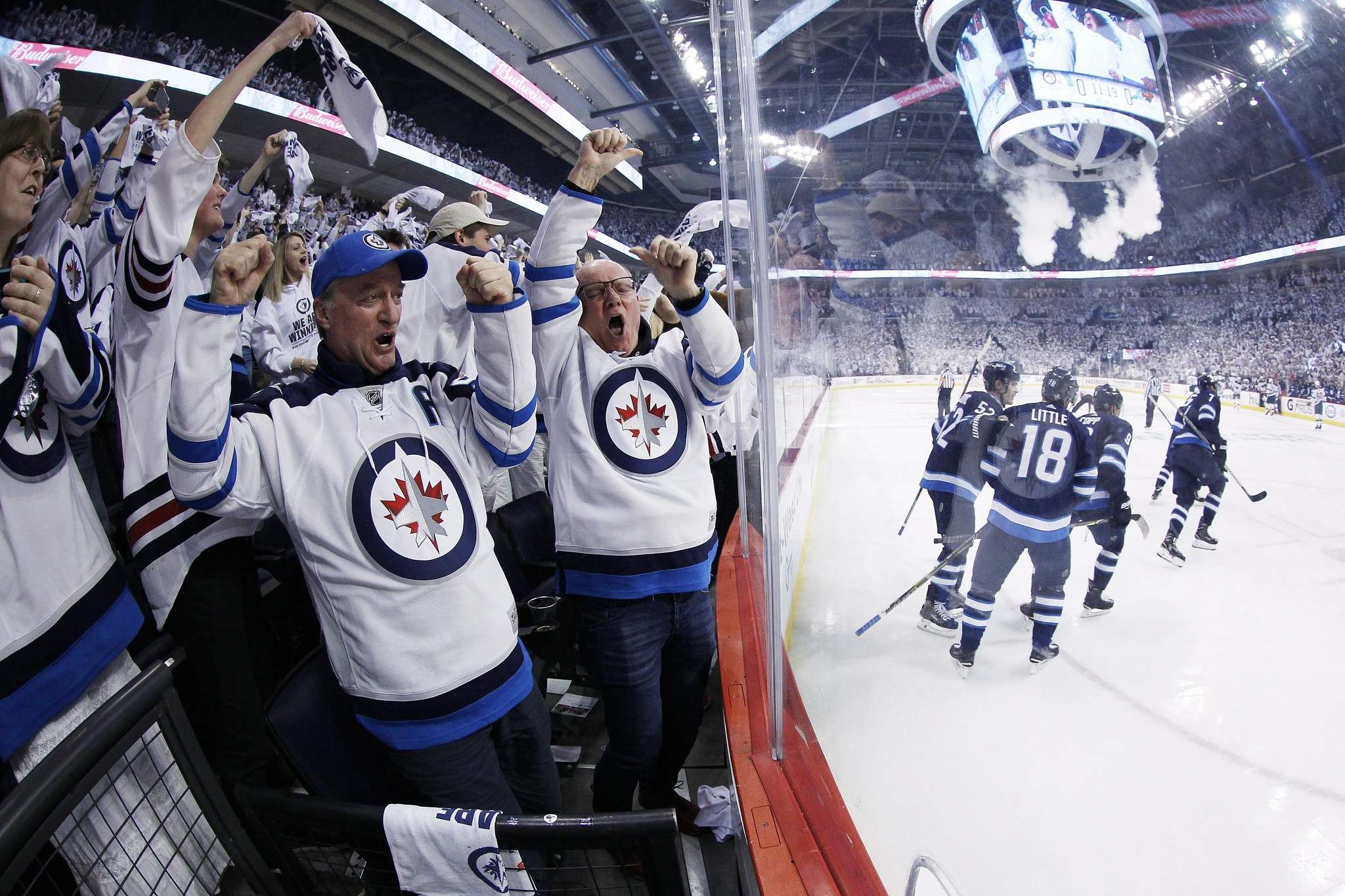 Nashville Predators force game 7 with win over Winnipeg Jets