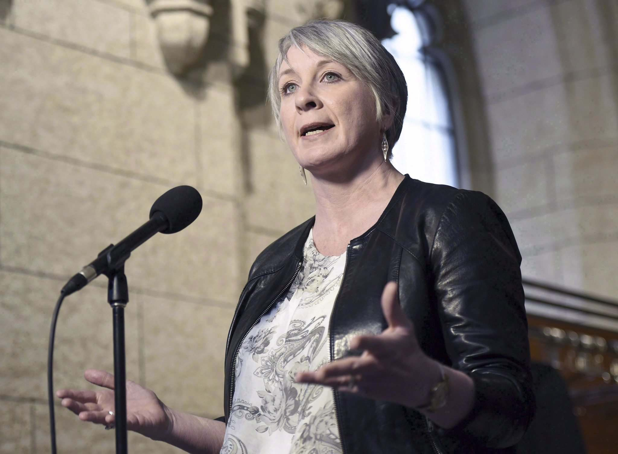Justin Tang / The Canadian Press FILES</p><p>Labour Minister Patty Hajdu says the Liberals &#8216;take concerns of faith-based groups seriously.&rsquo;</p></p>
