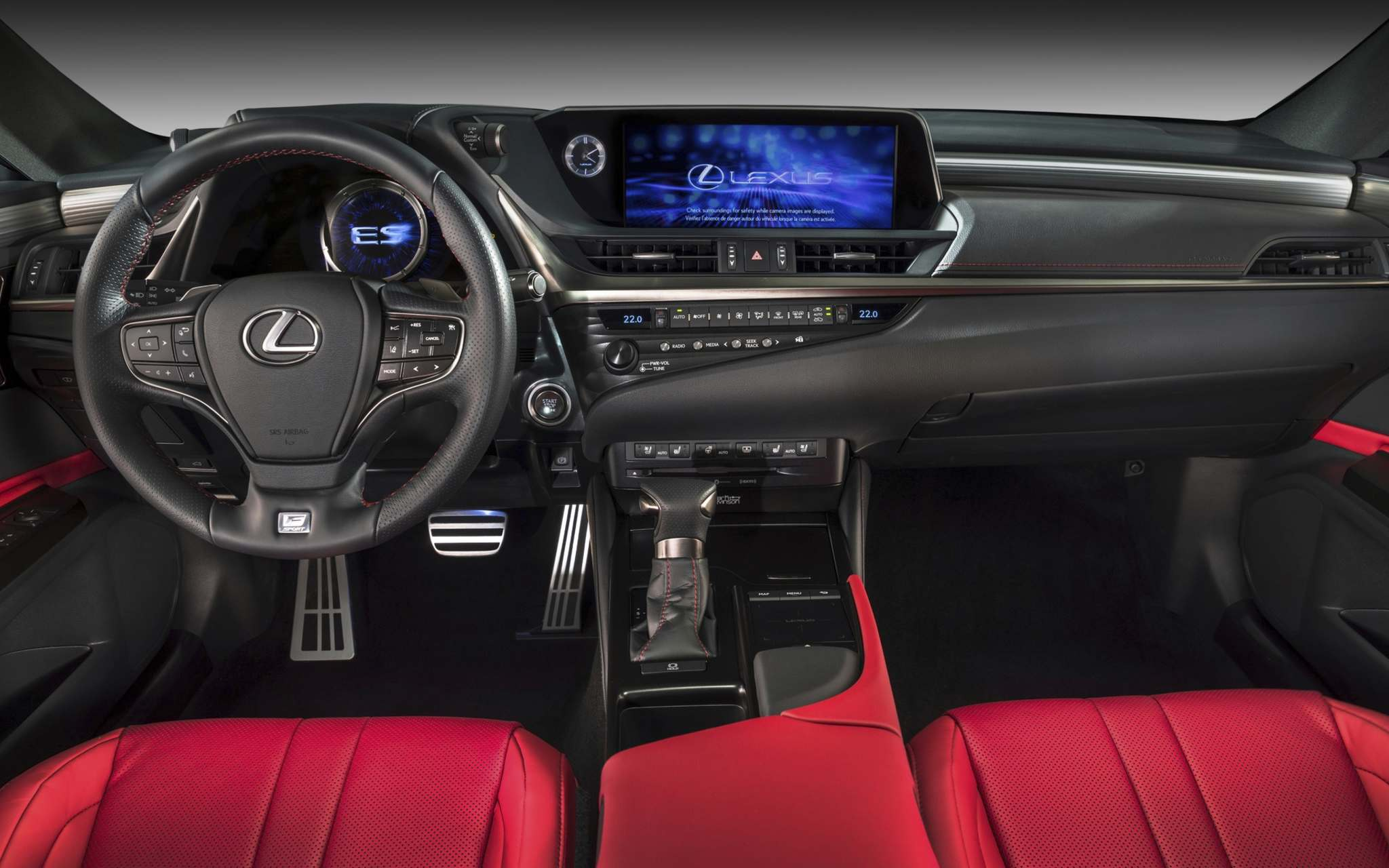 LexusThe Lexus Safety System+ A was introduced in the 2018 Lexus LS.