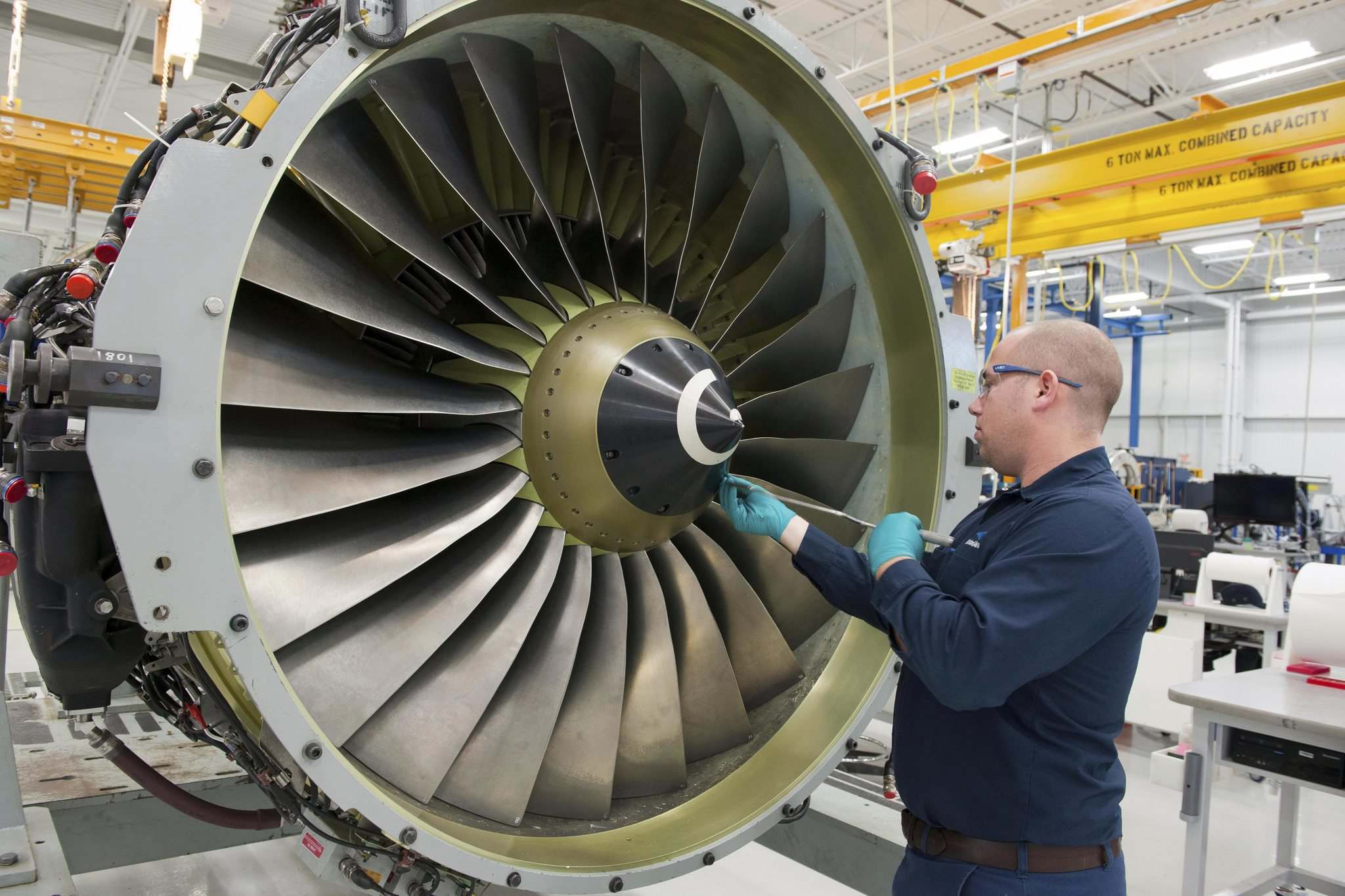 Submitted</p><p>StandardAero turbofan technicians are no strangers when it comes to maintaining and overhauling large aircraft engines in Winnipeg. The company is adding smaller helicopter engines to its local aircraft servicing accounts.</p>