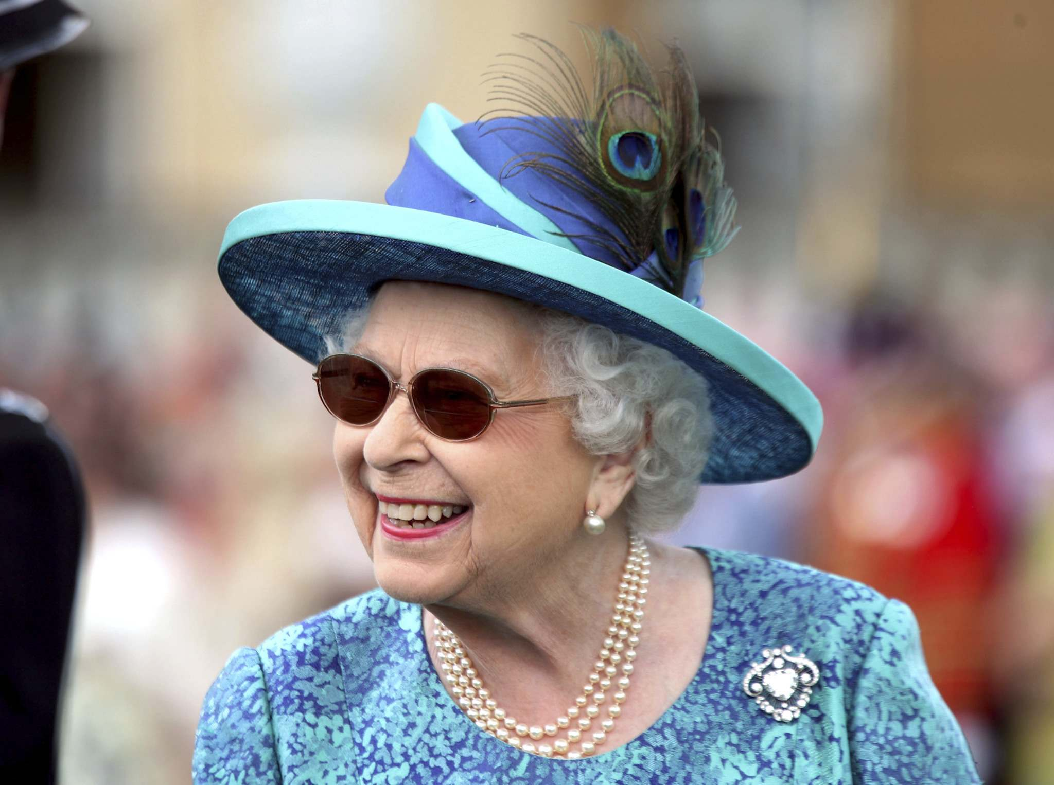 (Yui Mok/PA via AP, File)</p><p>Britain's Queen Elizabeth II at Buckingham Palace in London.</p>