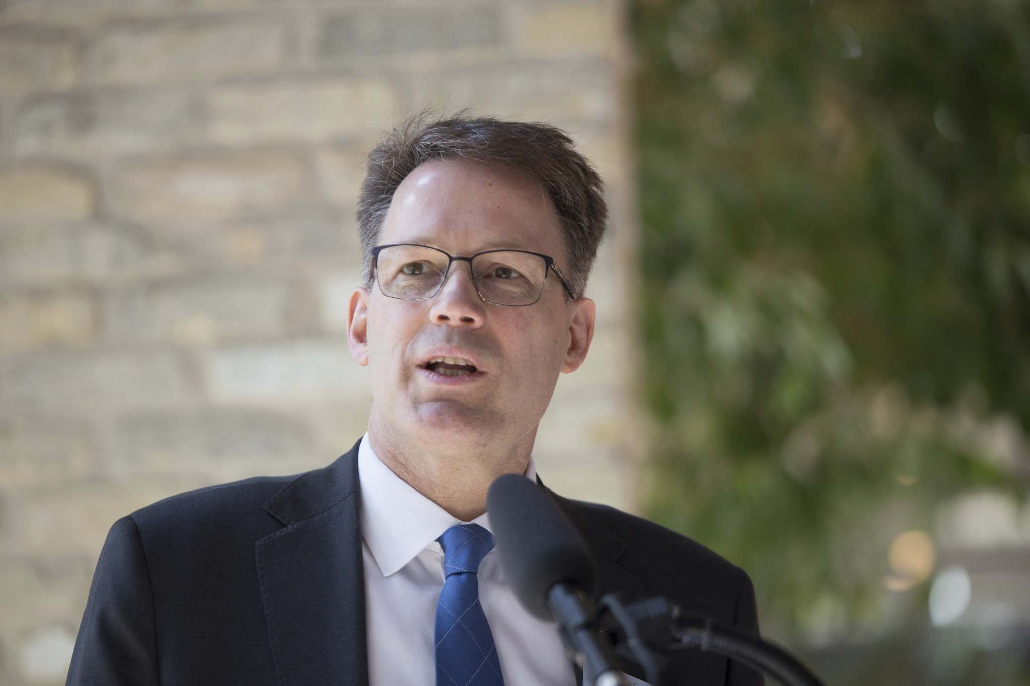 JEN DOERKSEN / WINNIPEG FREE PRESS FILES</p><p>Red River College President and CEO Paul Vogt says the institution is operating under &#34;increased fiscal restraint&#34; due, in part, to a decrease in operating grants.</p>