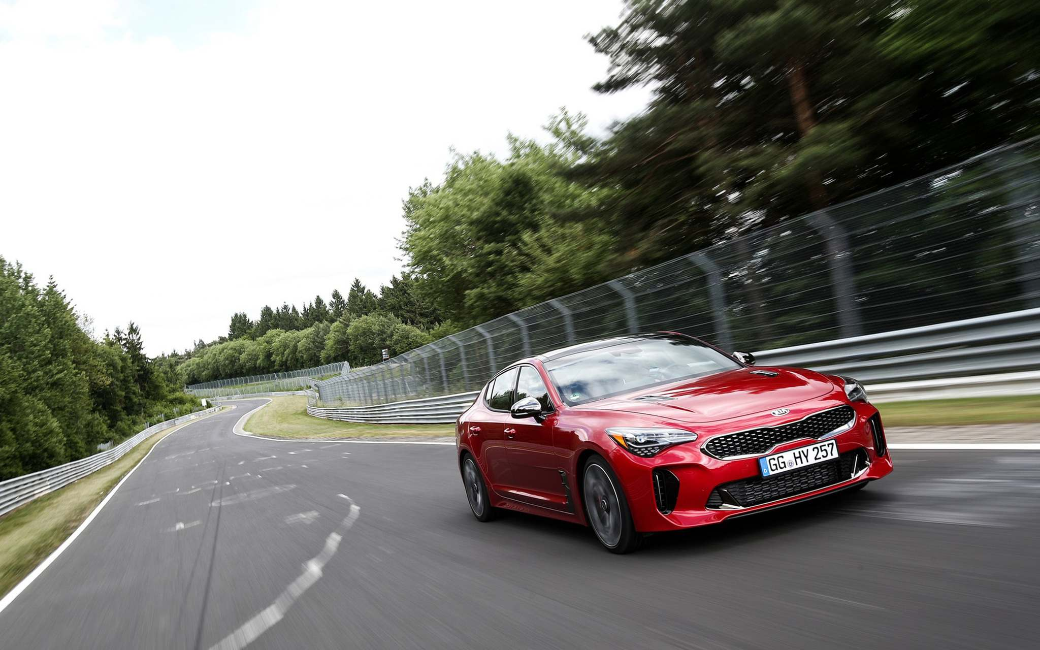 Kia Kia's Stinger 2.0L GT-Line, with its turbocharged 2.0-litre four-cylinder engine, will soon be available on the Canadian market.