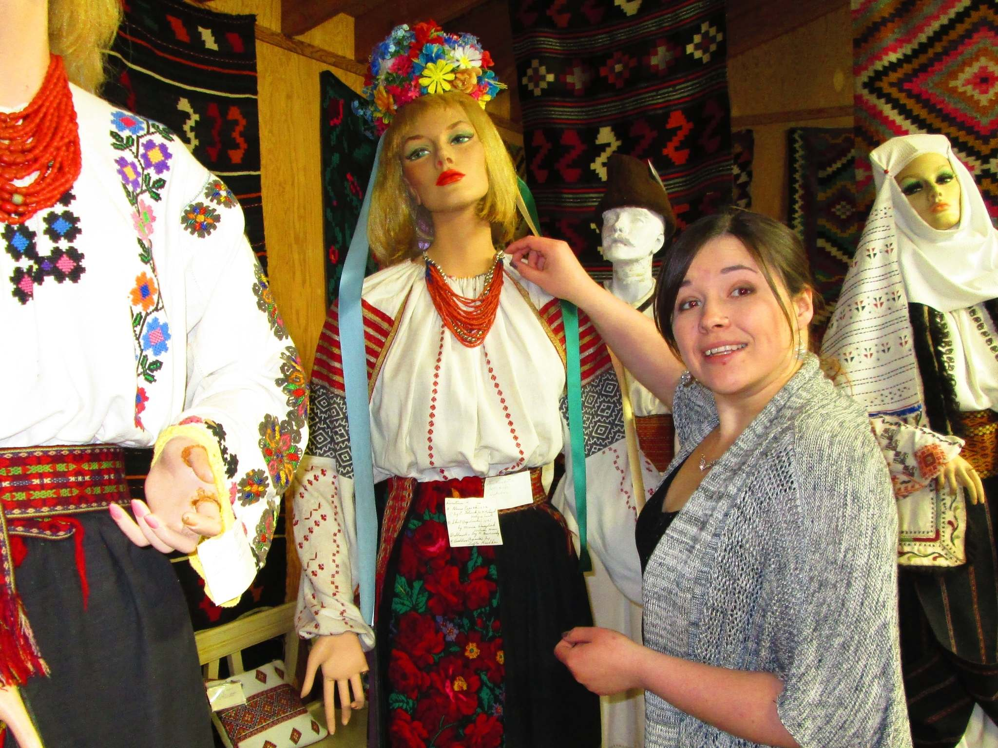 The Ukrainian Museum and Village Society focuses on the culture of Gardenton's settlers. (Supplied photo)
