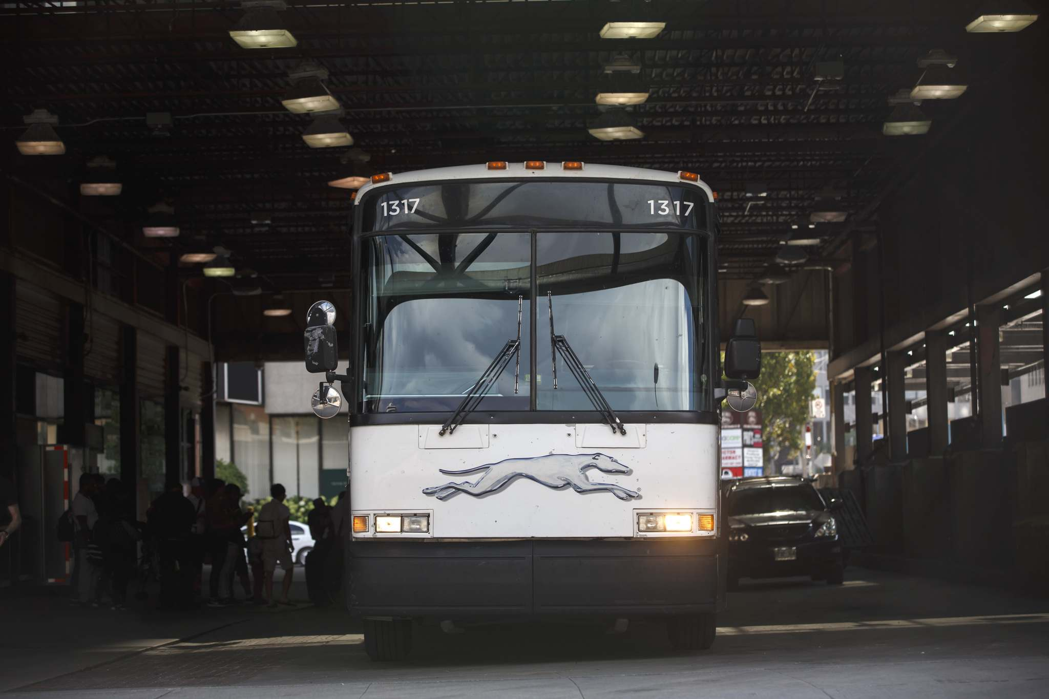 Some rural areas in the U.S. were able to get their bus service back thanks to a program called Formula Grants for Rural Areas, a cost-sharing service between the U.S. federal government and the individual states using the bus routes.