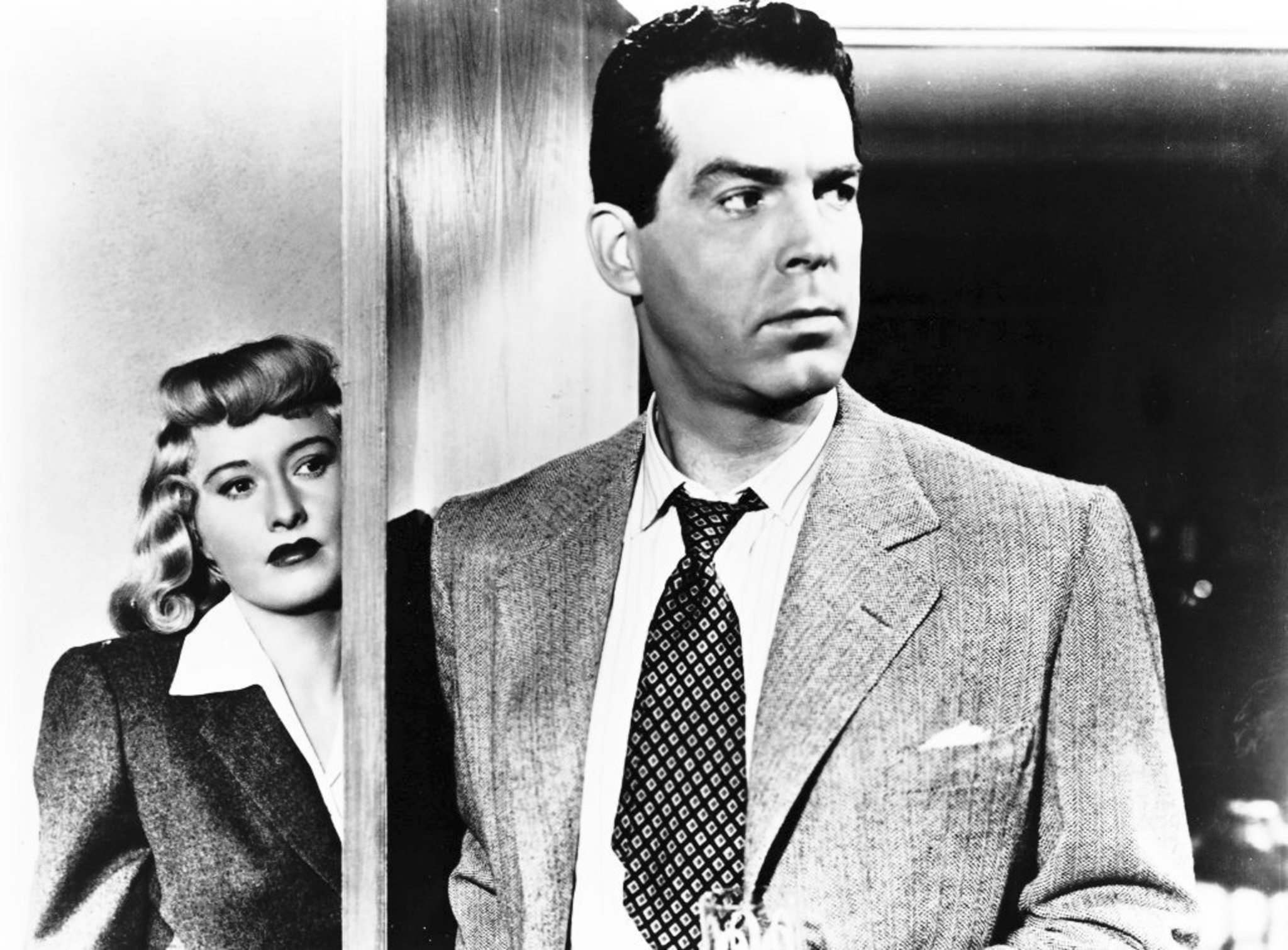 In 1944, Billy Wilder&#39;s great hardboiled noir <I>Double Indemnity</i> (pictured) lost to the feel-good singing-priest movie <I>Going My Way. </i> (Universal Studios Home Entertainment / The Associated Press)