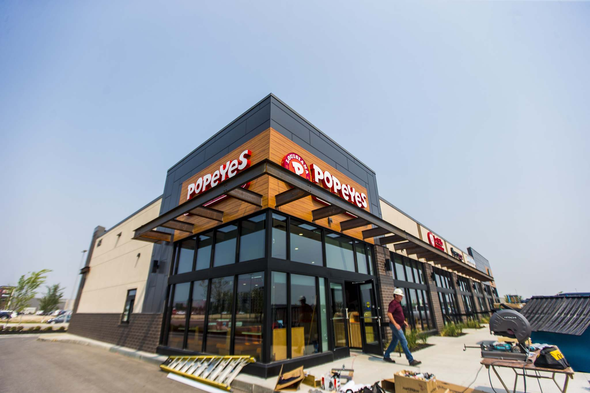 Franchise Owner Excited To Open City S First Popeyes