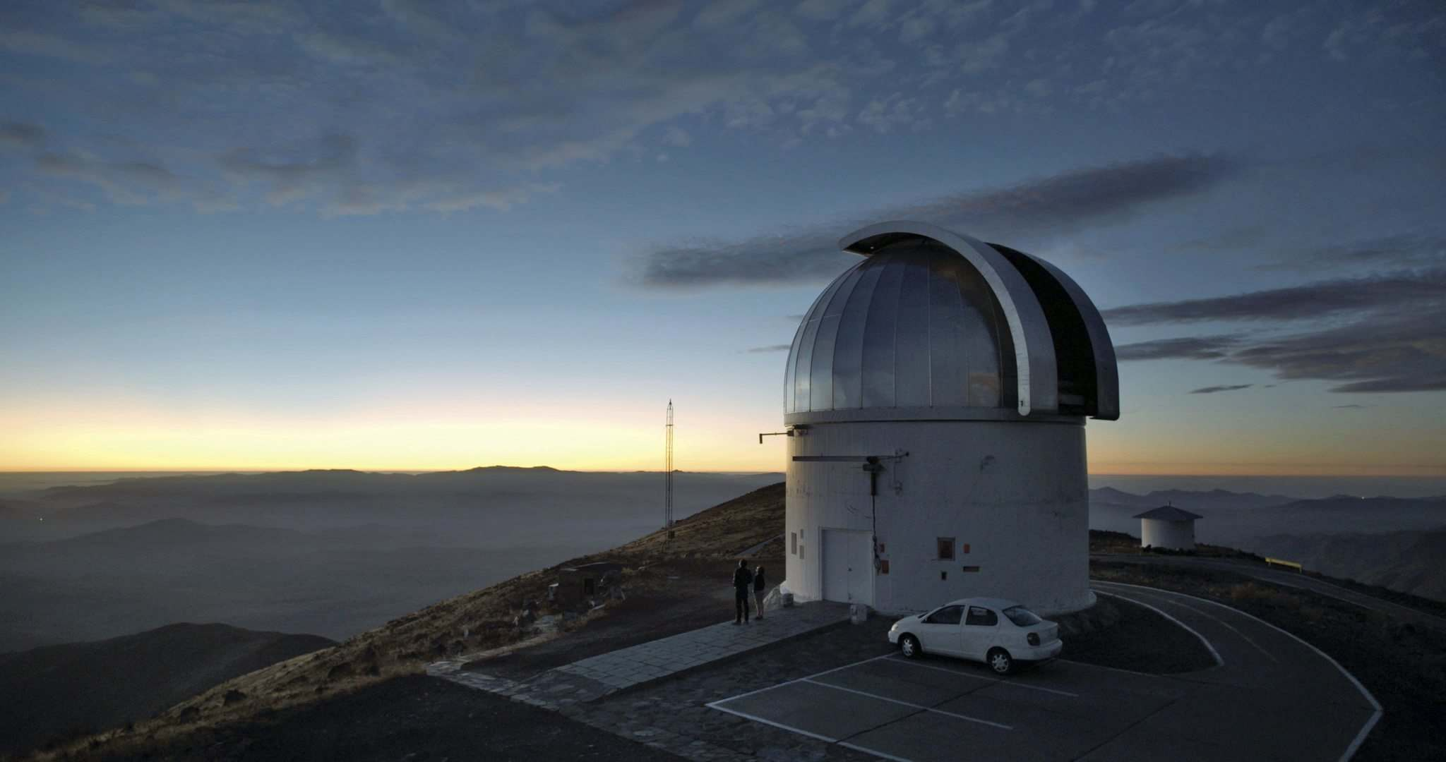 This giant telescope in Chile's Atacama Desert can give you a close-up look at the desert's sky. (Second Sight Pictures)</p></p>