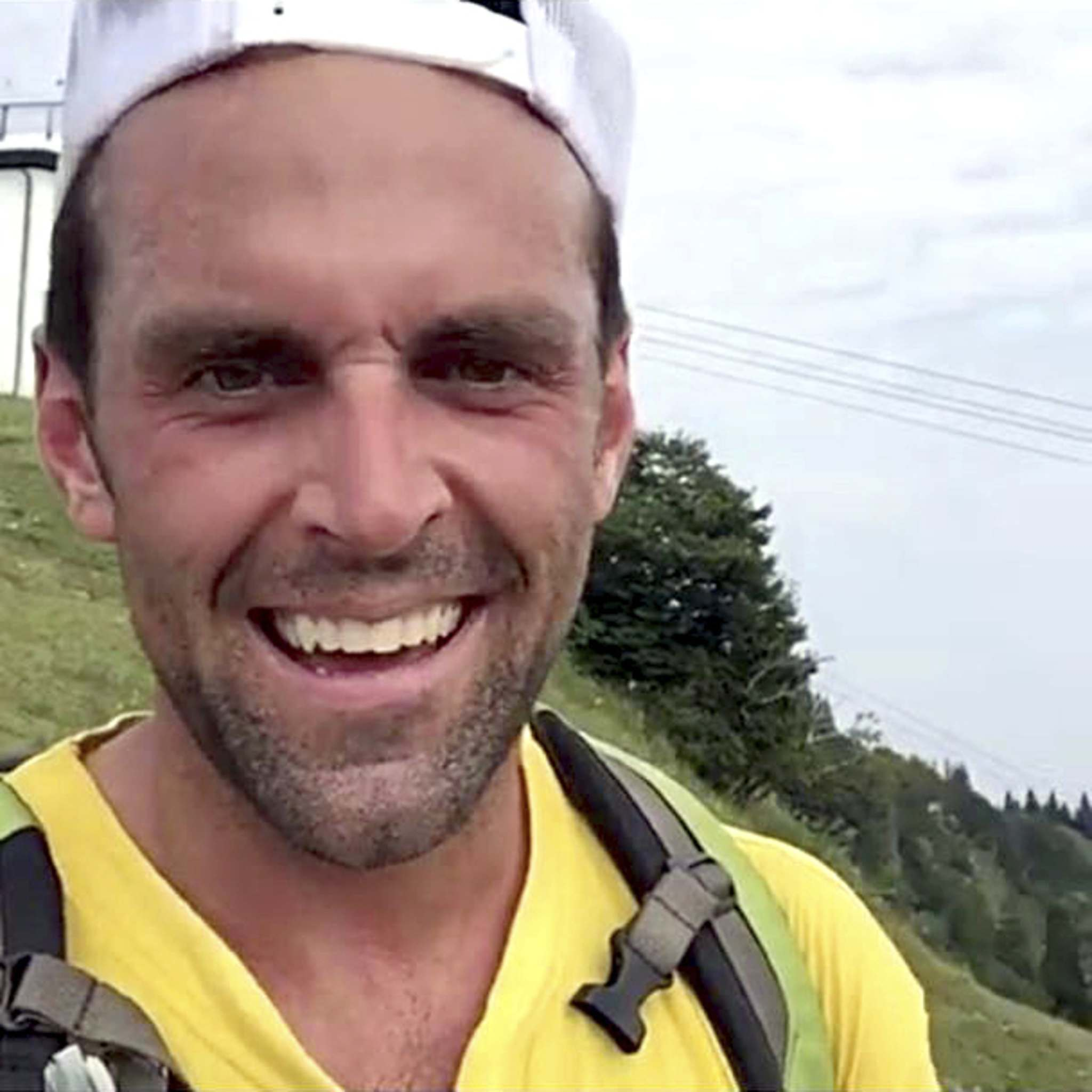 Family confirms missing Manitoba hiker found dead in Alps