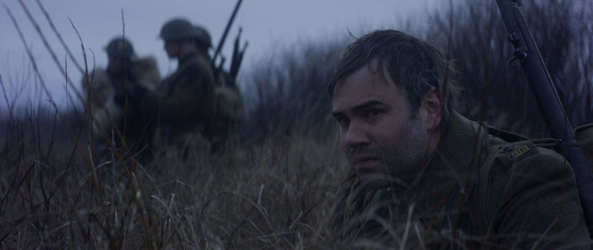 Photos by Raven Banner Films</p><p>In his role as Allied soldier Berton, Rossif Sutherland possesses a certain weary charisma that positions him as an unorthodox, but interesting protagonist in Trench 11.</p></p>