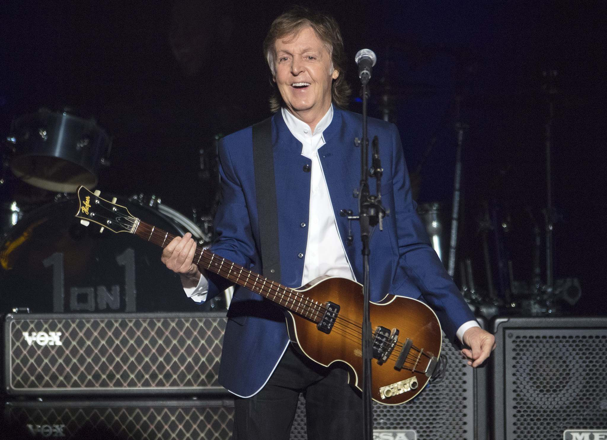 Scott Audette / The Associated Press files</p><p>Sir Paul McCartney will promote his new album, Egypt Station, at the Winnipeg concert.</p>