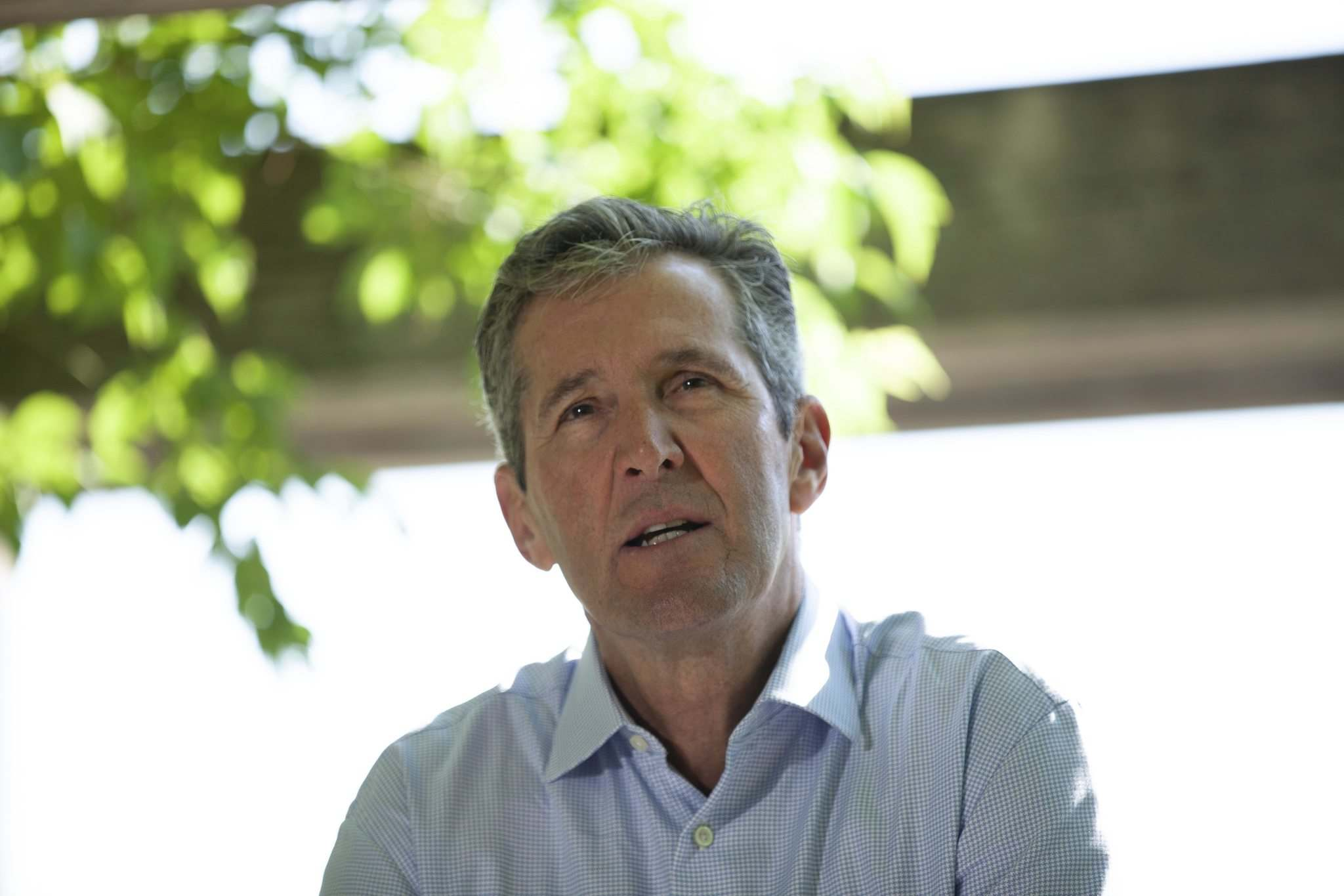 ANDREW RYAN / WINNIPEG FREE PRESS</p><p>Manitoba Premier Brian Pallister </p>