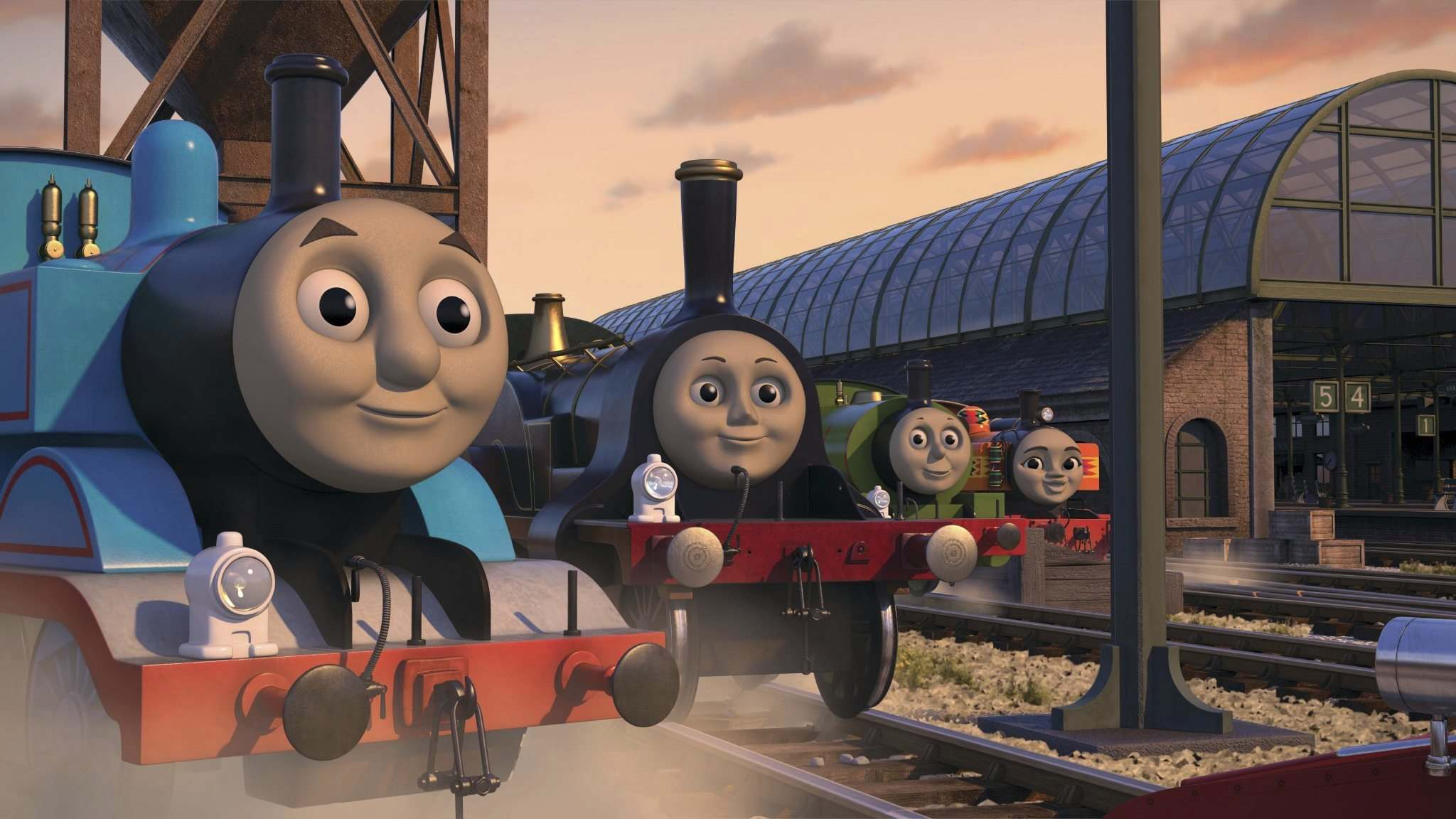 Mattel</p><p>Mattel hopes an appetite for inclusive characters and progressive storylines will make Thomas the Tank Engine more appealing to modern children and their parents.</p></p>