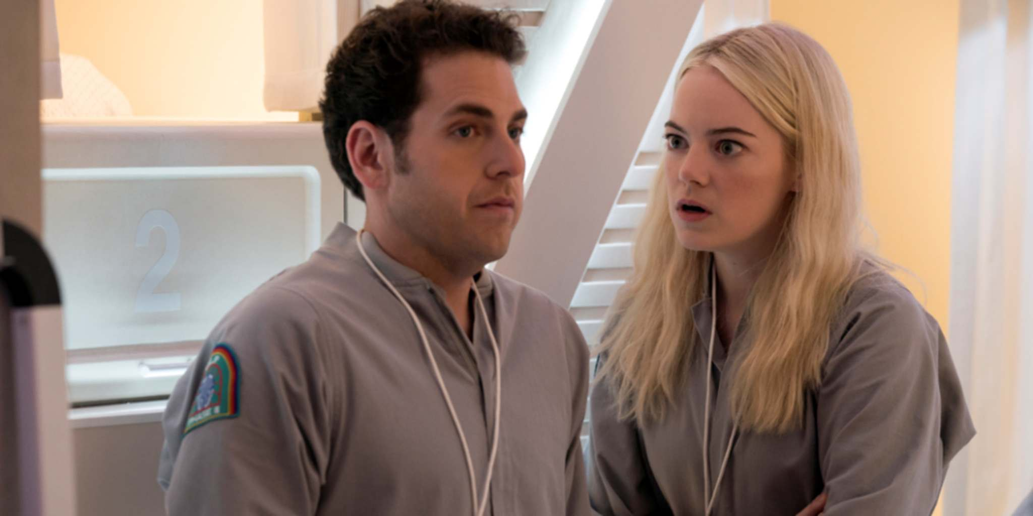 Netflix/Michele K. Short</p><p>Jonah Hill and Emma Stone star in the Netflix series &#34;Maniac.&#34;</p>