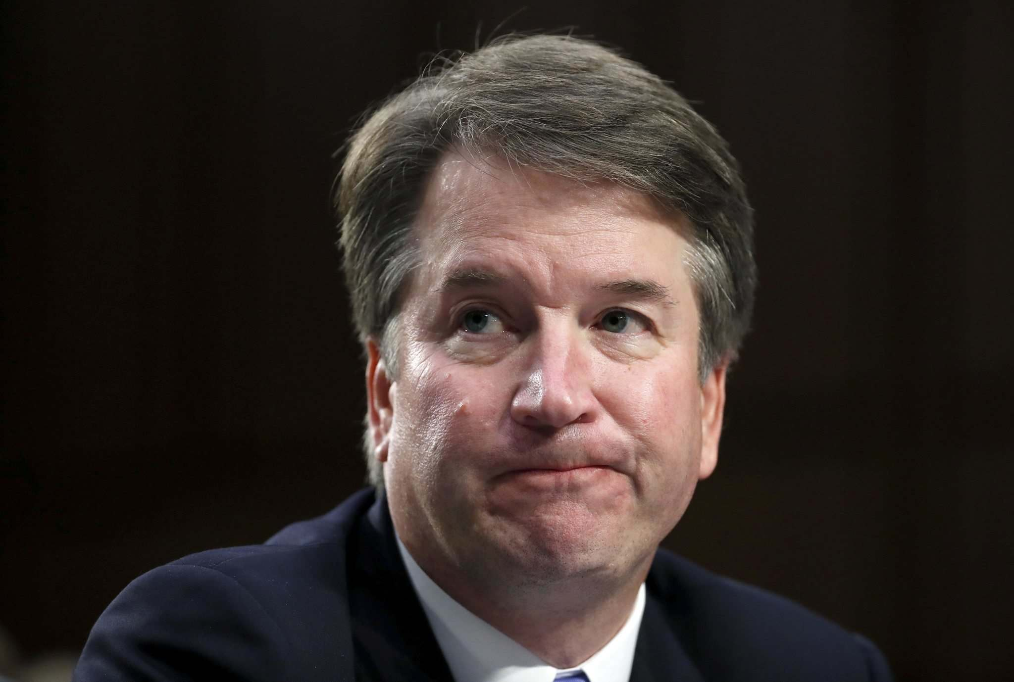 U.S. Supreme Court nominee Brett Kavanaugh (Alex Brandon / The Canadian Press files)