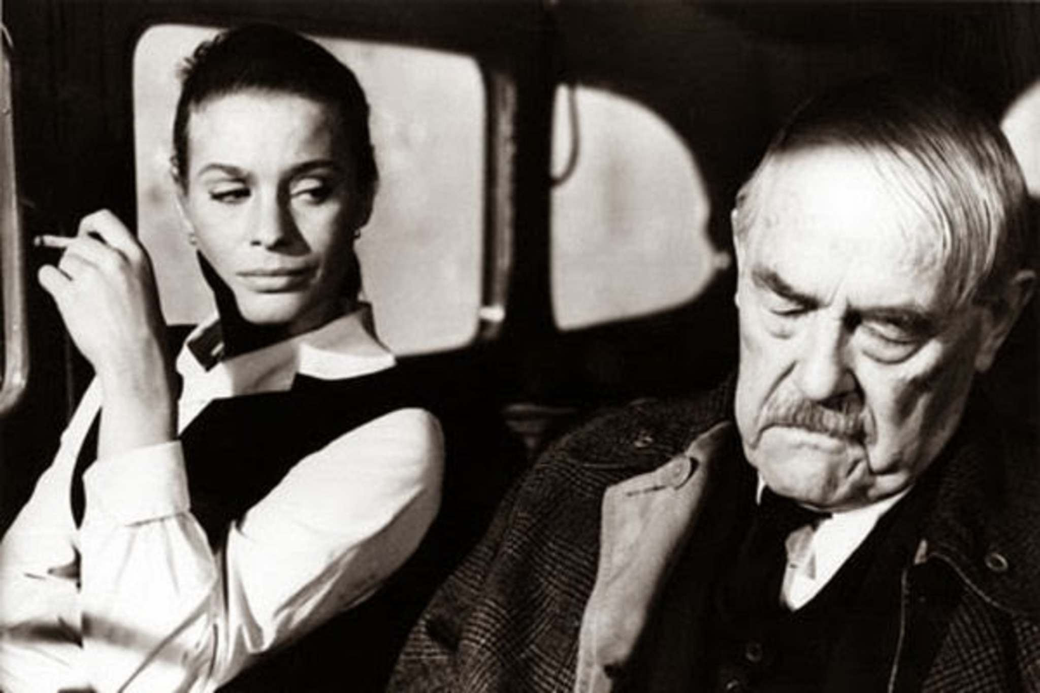 JANUS FILMS</p><p>Ingrid Thulin (left) and Victor Sjöström star in Wild Strawberries, playing at Cinematheque from Oct. 4-7.</p>