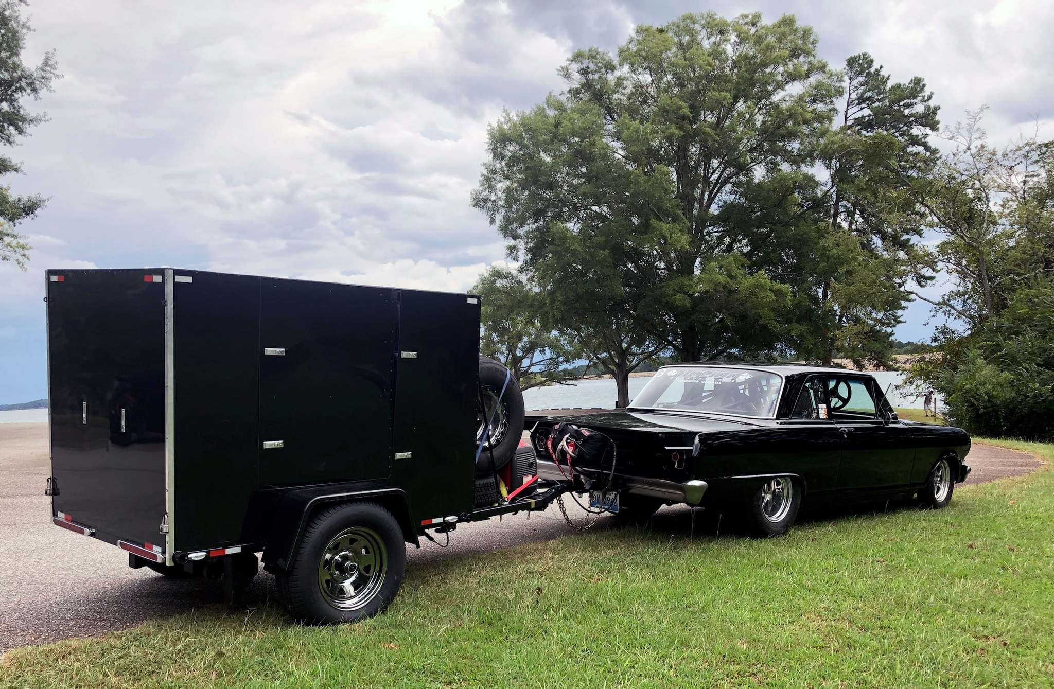 SuppliedWinnipegger Sheldon Root placed third in his class at Hot Rod Drag Week last month in Atlanta.