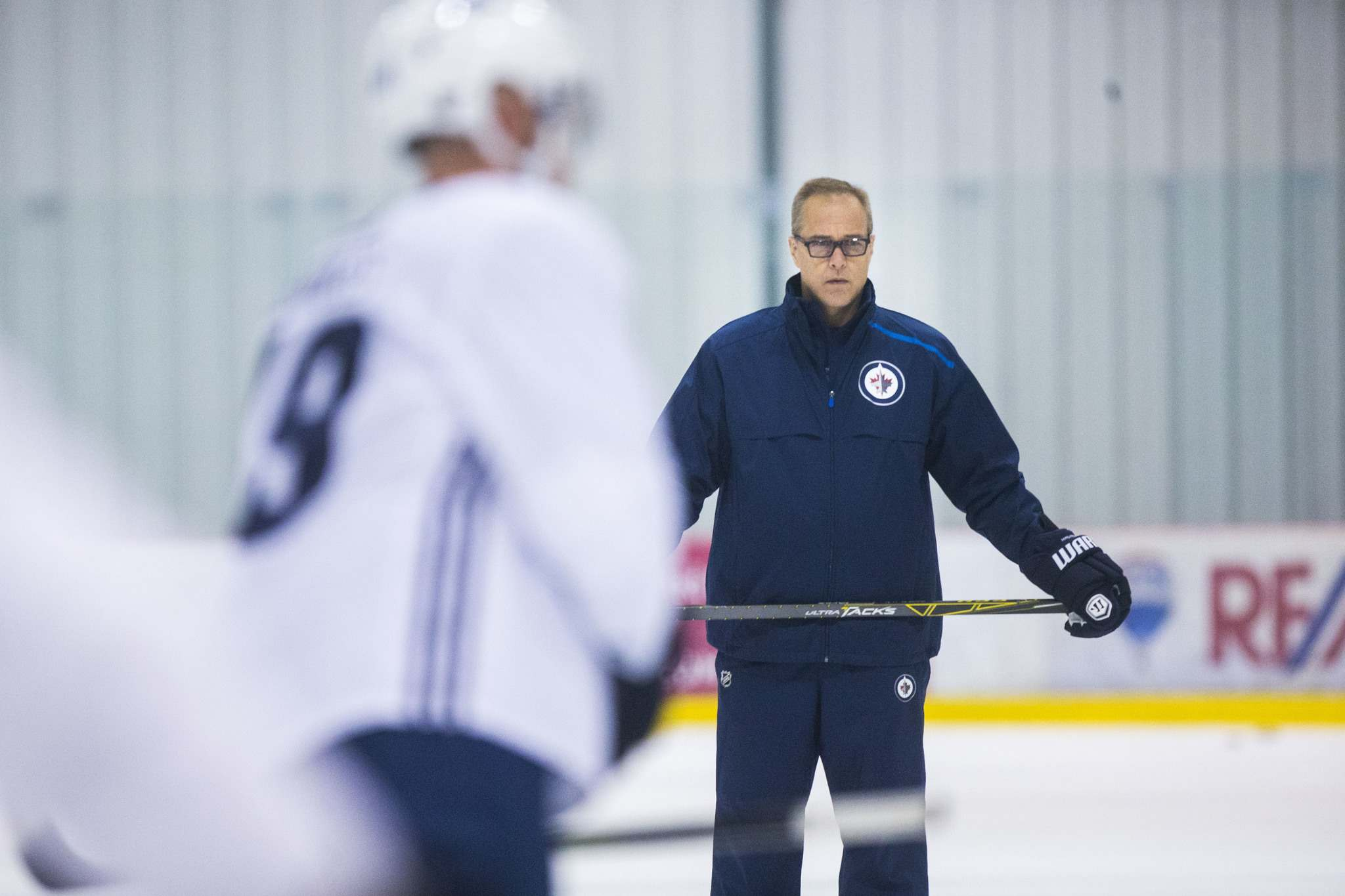 MIKAELA MACKENZIE / WINNIPEG FREE PRESS FILES</p><p>Winnipeg Jets head coach Paul Maurice said recently the team is considering eliminating the traditional game day morning skate.</p>