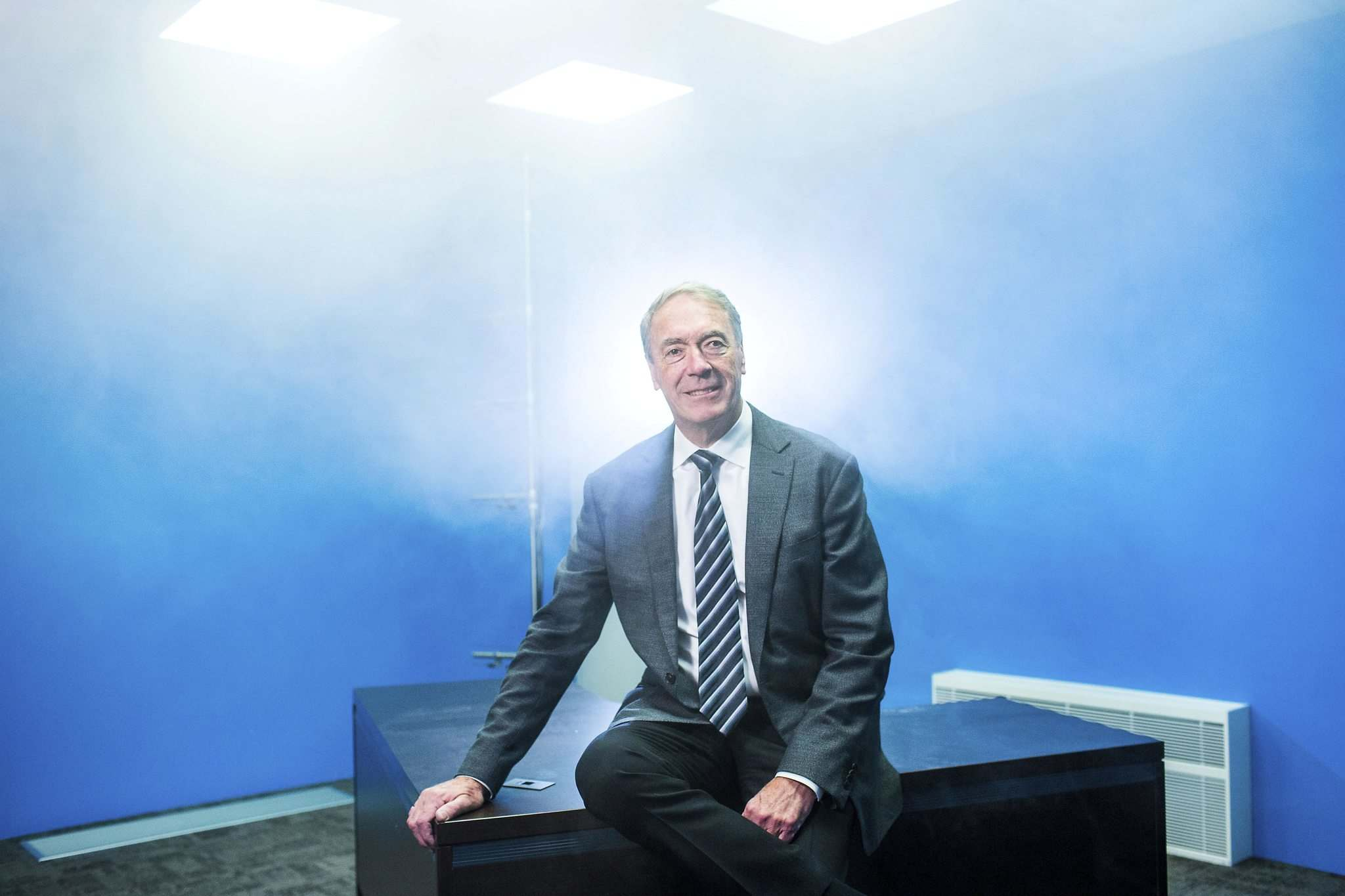 <p>Price Industries owner and CEO Gerry Price is the latest recipient of the prestigious Founders' Award from the Fraser Institute. His business employs around 1,100 people in Winnipeg.</p>
