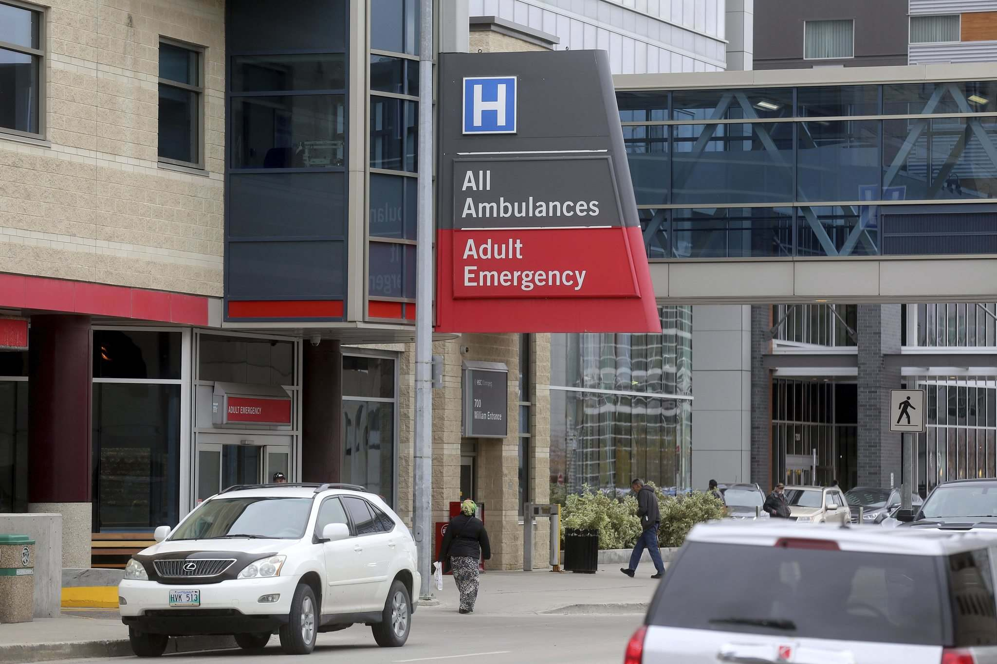 TREVOR HAGAN / WINNIPEG FREE PRESS FILES</p><p>Health Sciences Centre staff say they feel unsafe at work.</p>