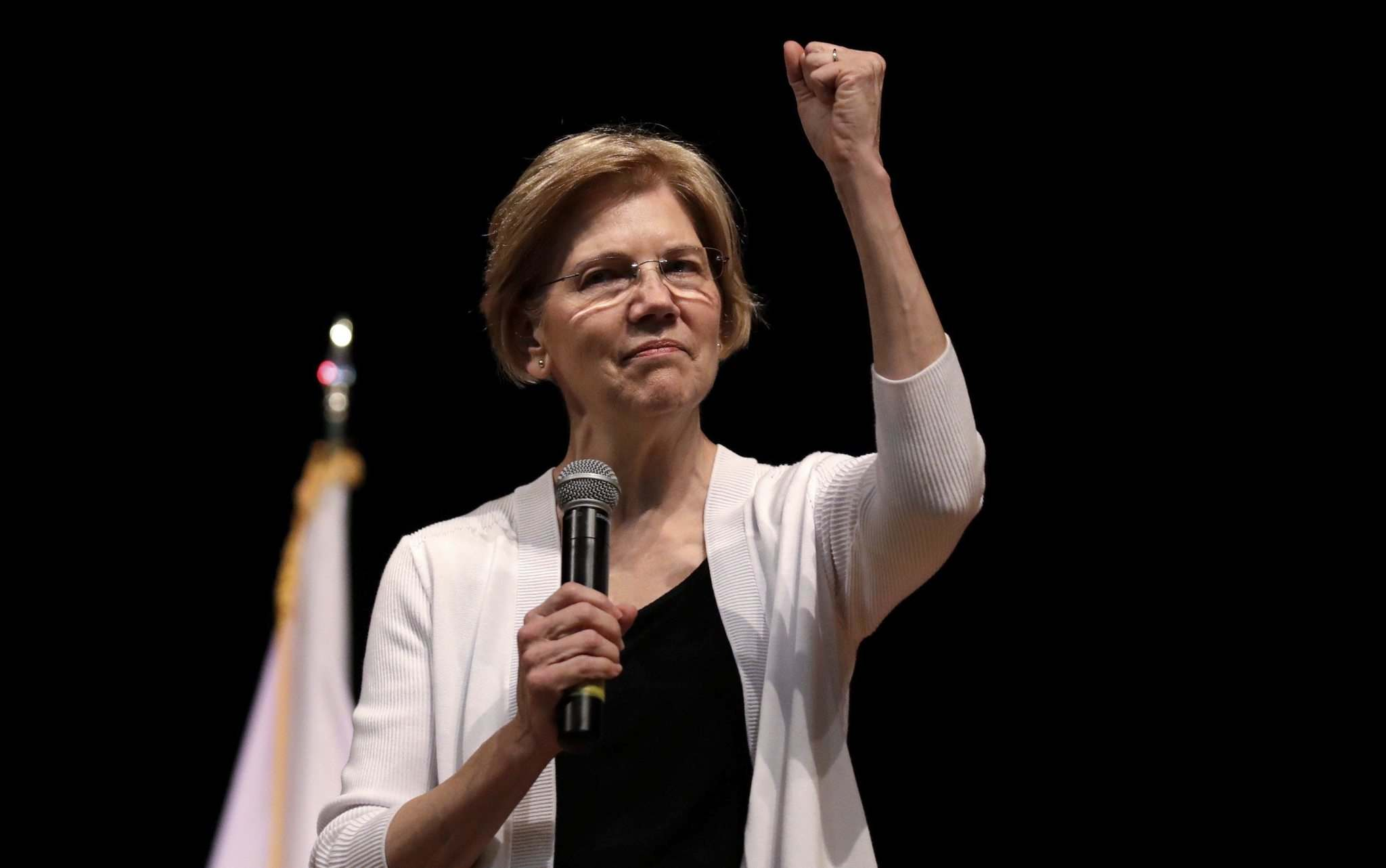 Elizabeth Warren, a Democratic senator from Massachusetts, released results of a DNA test that indicated she has distant Native American ancestry.