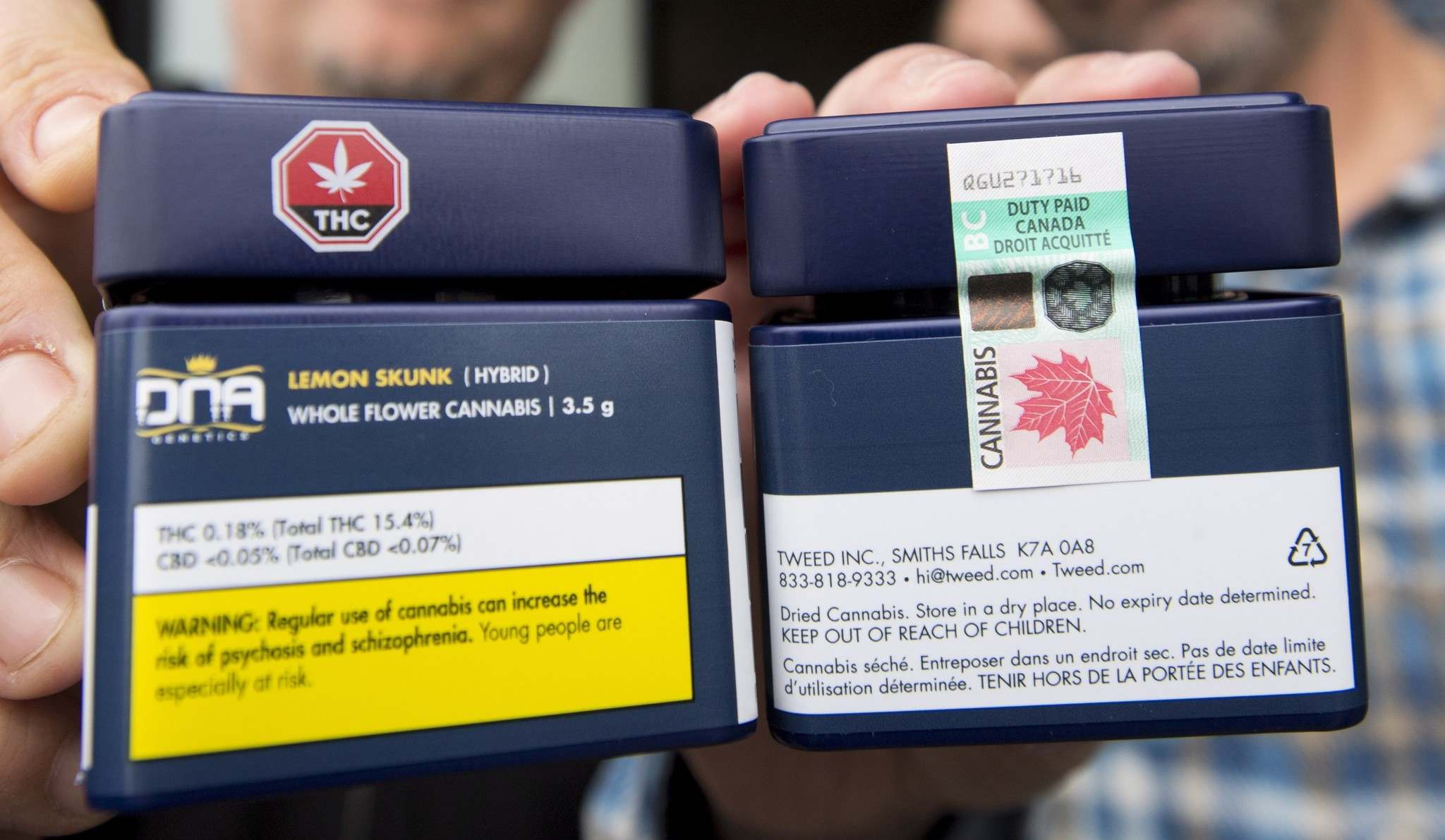How to read the label on your legal cannabis - The Leaf