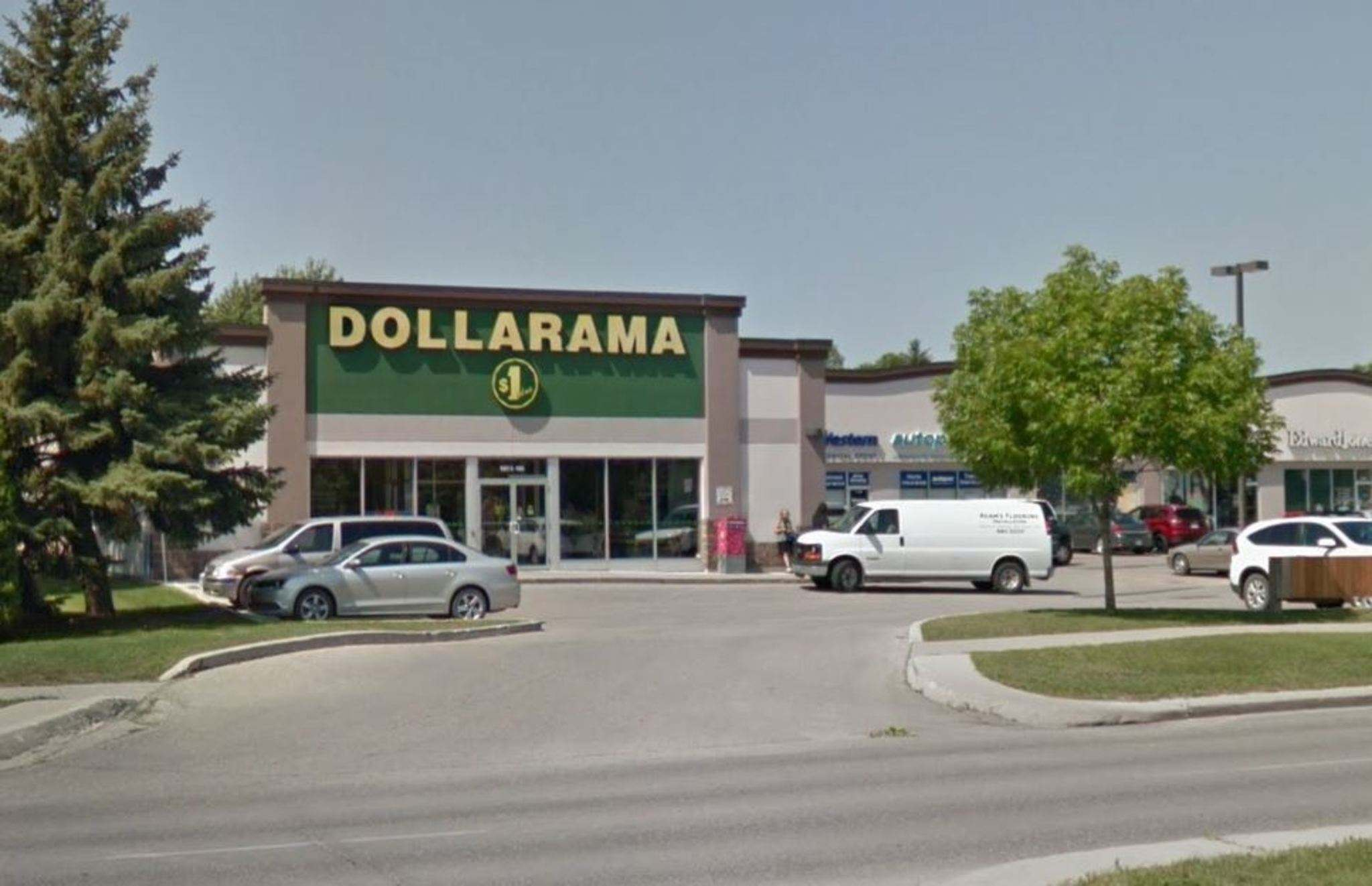 Dollarma on St. Anne&#39;s Road. (Google Maps)</p>