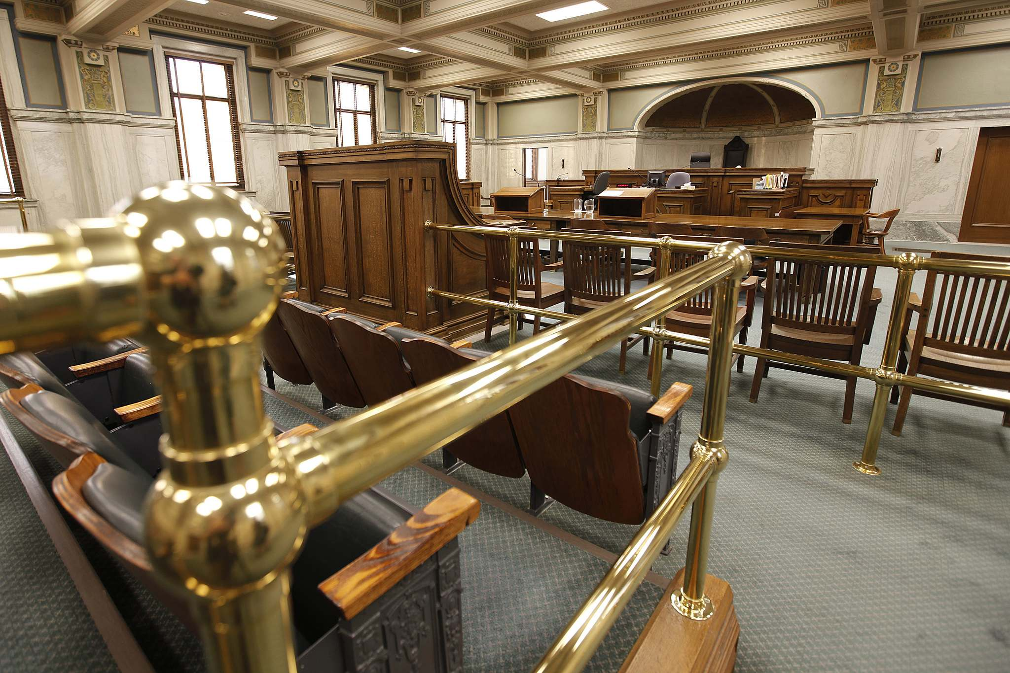 John Woods / Winnipeg Free Press Files</p><p>The provincial government is in the process of tendering a contract that could result in a transcription firm taking over requests for the verbatim court records which are the official record of what happens in court, and are crucial to the court process.</p>