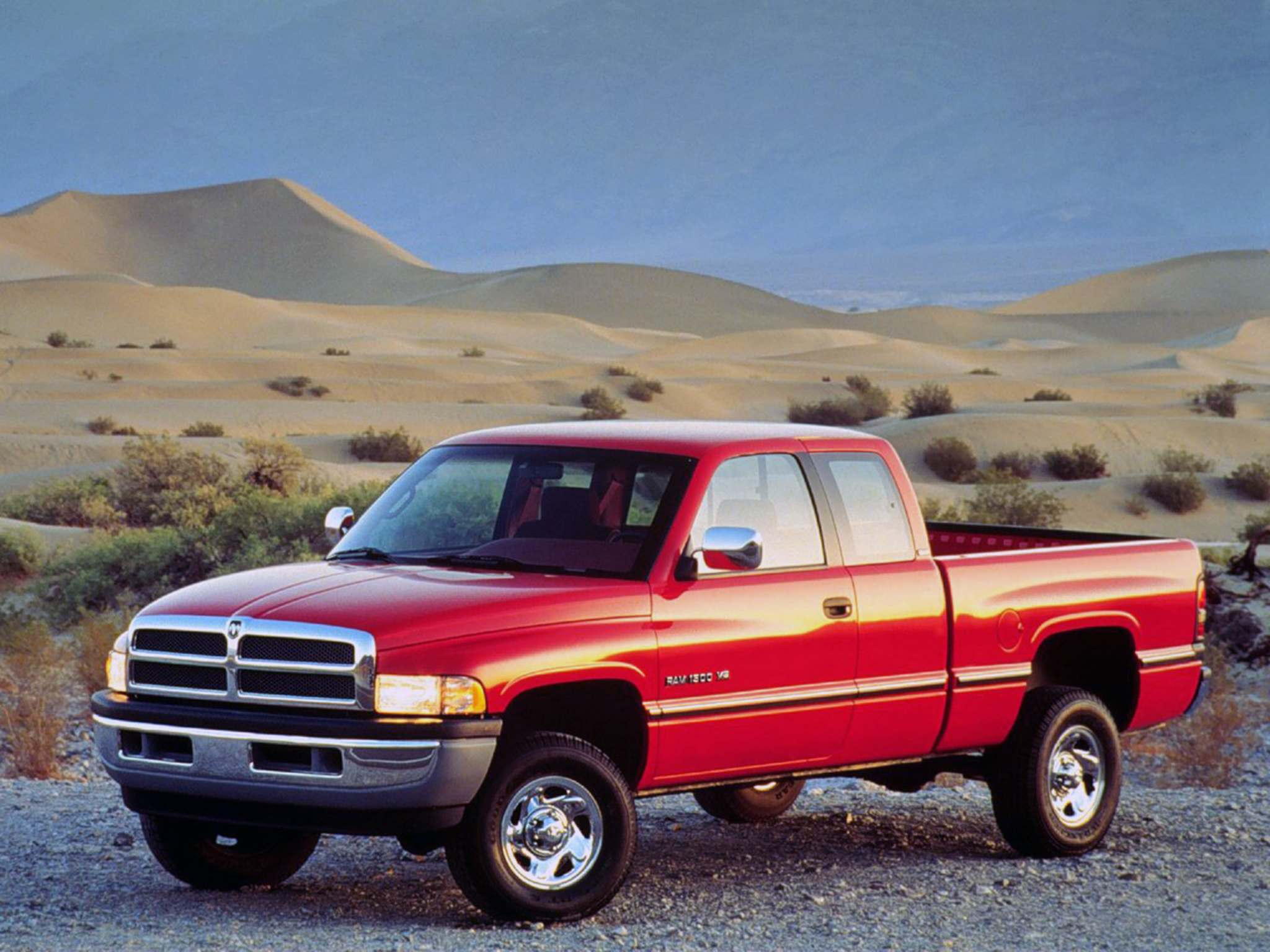 Dodge archivesThe 1994 Dodge Ram Club Cab received a lot of attention when it was released.