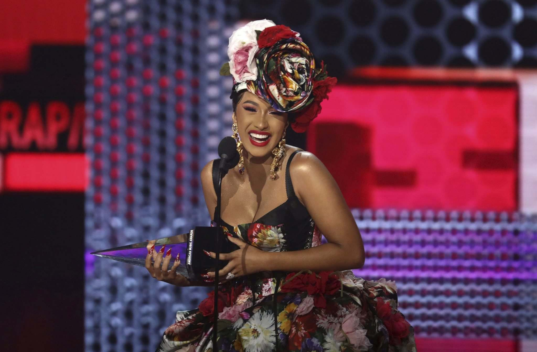 Matt Sayles / Invision</p><p>Cardi B confesses her love for politics and presidential history in a personal interview with GQ.</p>