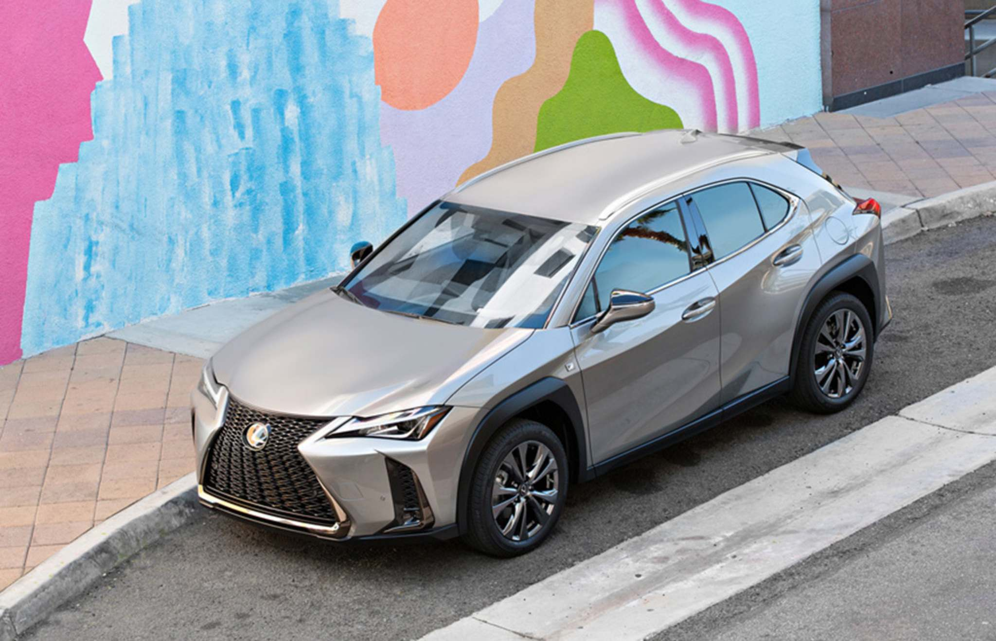 LexusThe new Lexus UX is expected to arrive in Winnipeg in late December or early January.